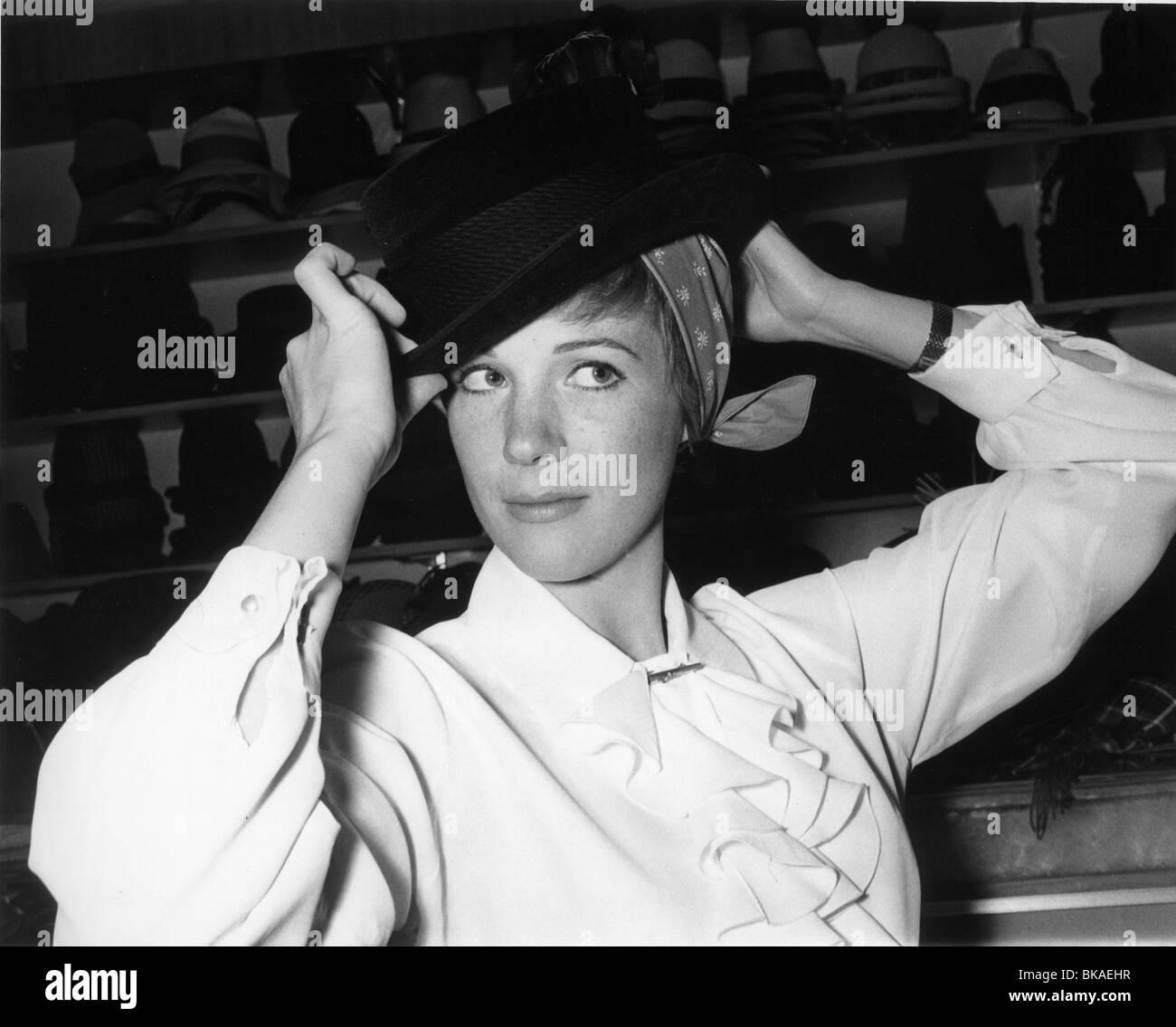 Julie Andrews circa 1965 - Stock Image