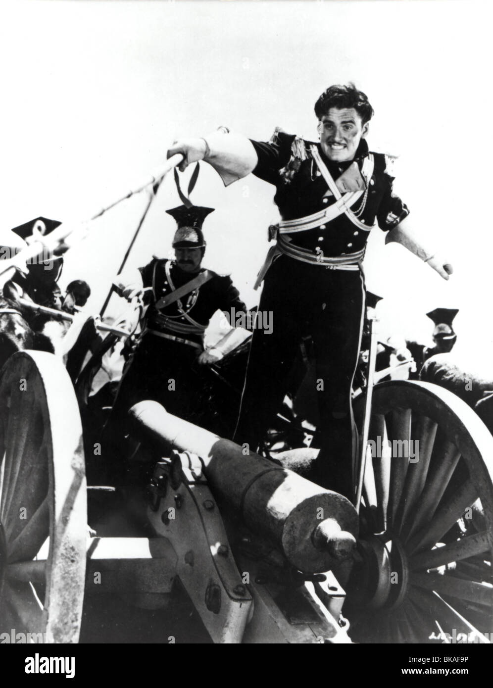 THE CHARGE OF THE LIGHT BRIGADE (1936) ERROL FLYNN CLB 010P - Stock Image