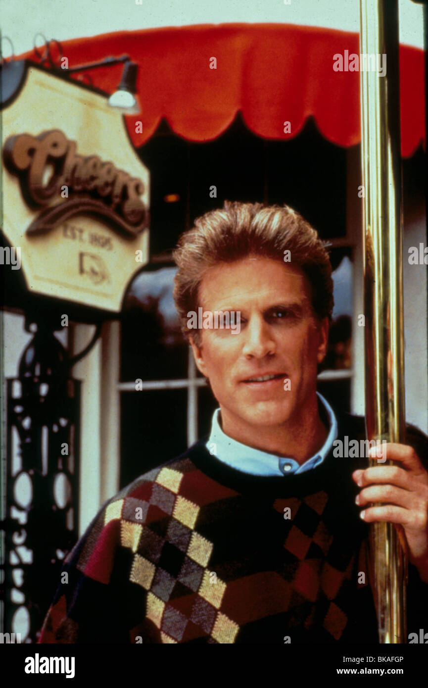 CHEERS (TV) TED DANSON - Stock Image