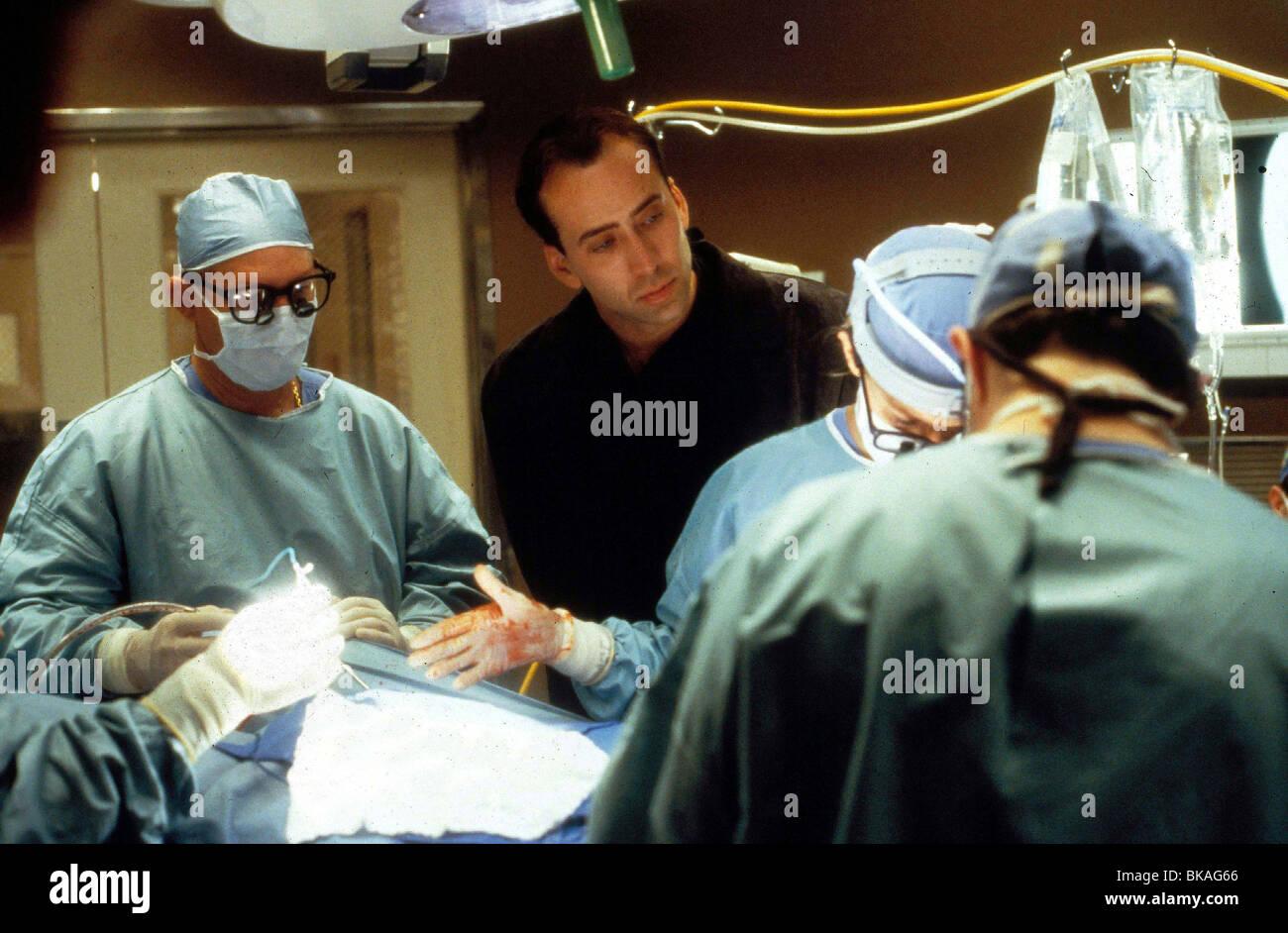 City Of Angels 1998 Nicolas Cage Coa 132 Stock Photo Alamy