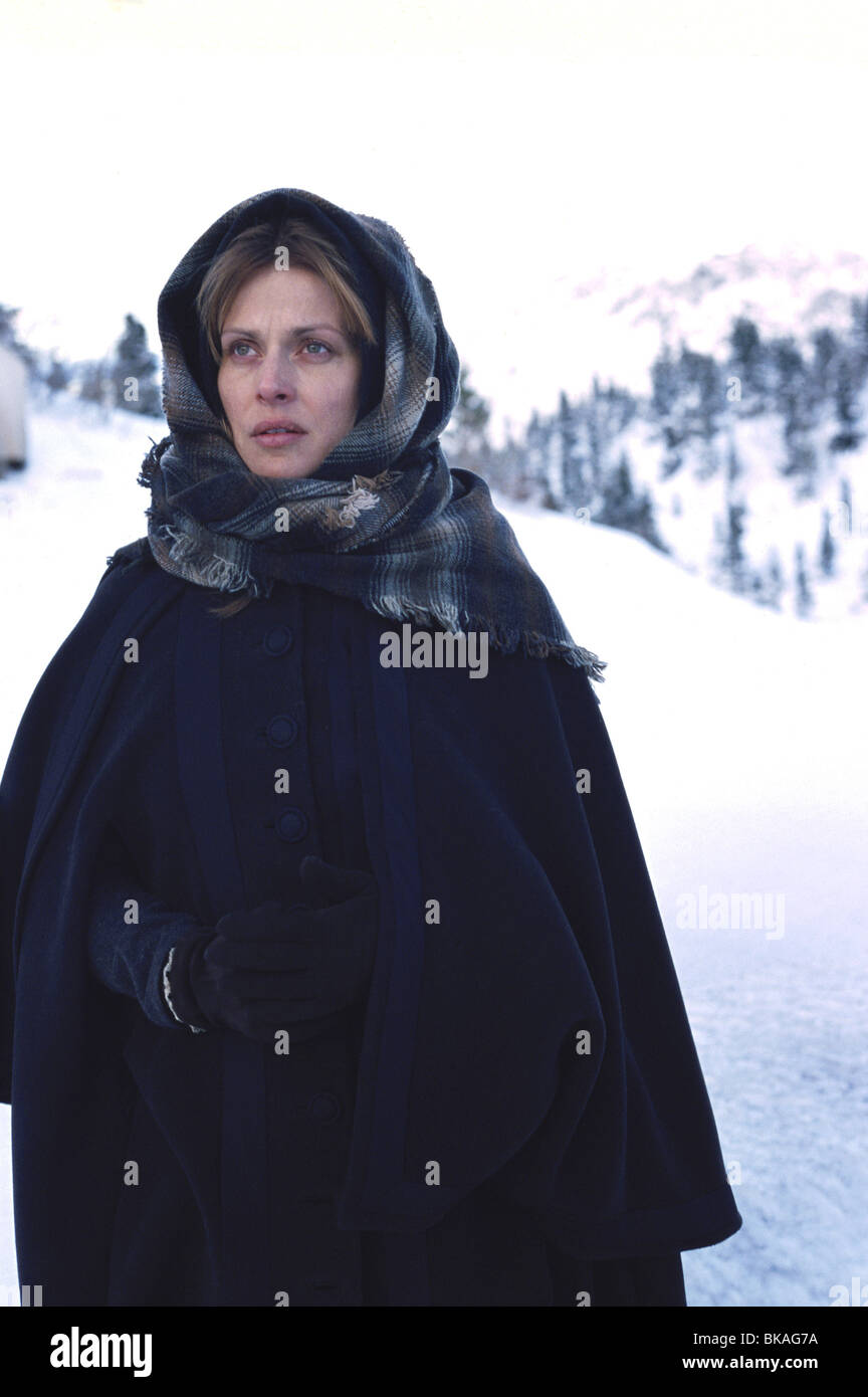 THE CLAIM (2000) NASTASSJA KINSKI CLAM 001 35 - Stock Image