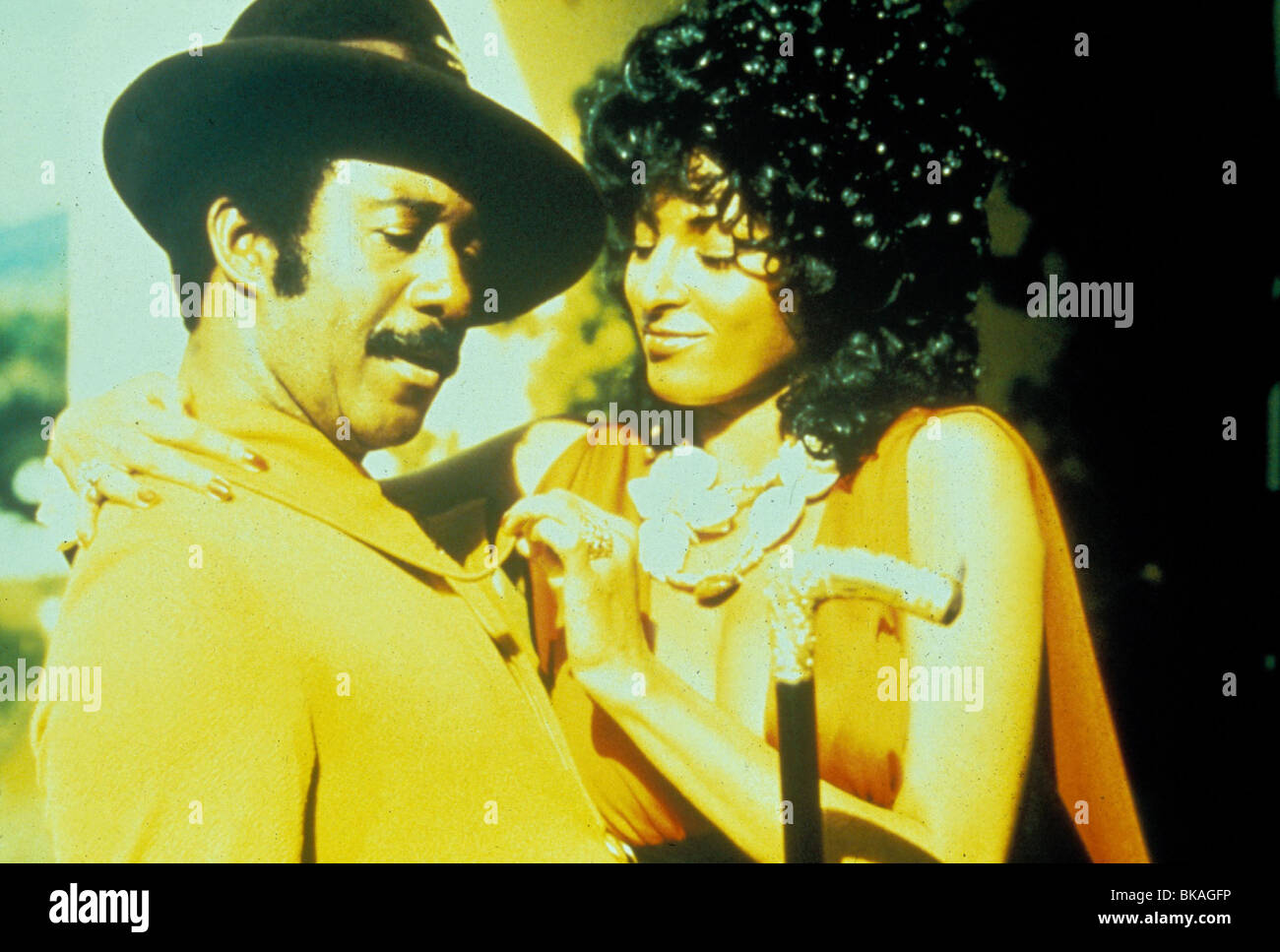 COFFY -1973 PAM GRIER - Stock Image