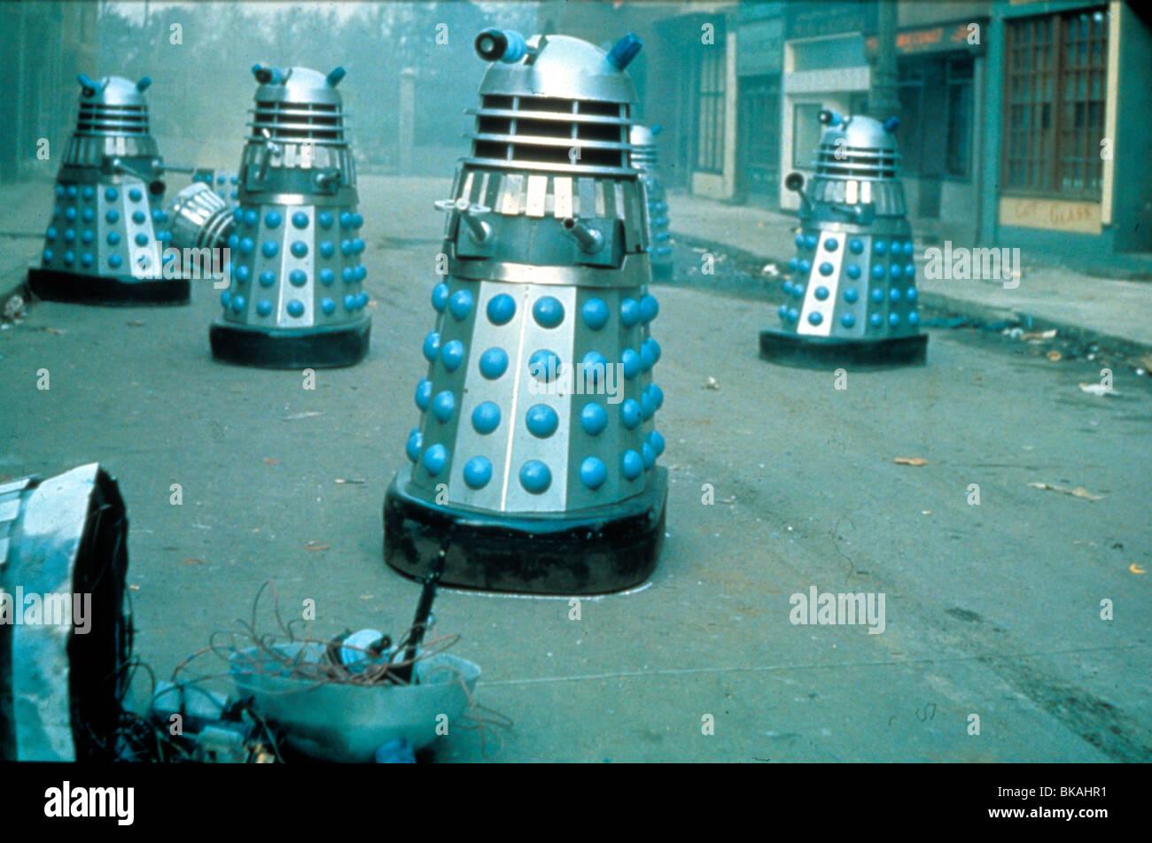 DALEKS: INVASION EARTH 2150 AD (1966) DVET 002 - Stock Image