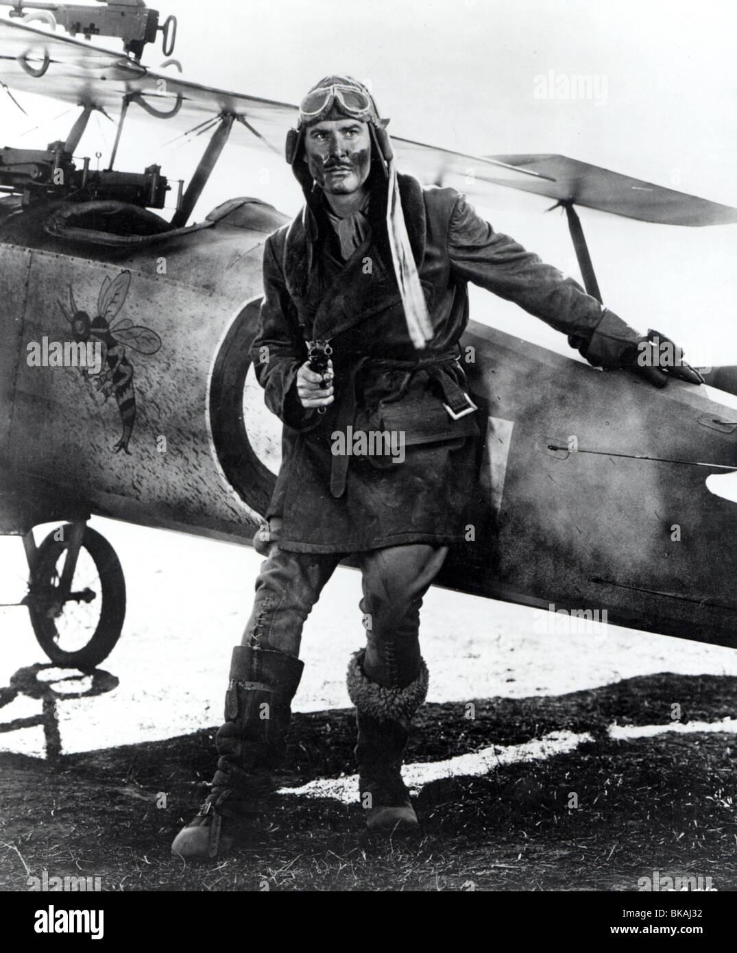 THE DAWN PATROL (1938) ERROL FLYNN DAWP 006P - Stock Image