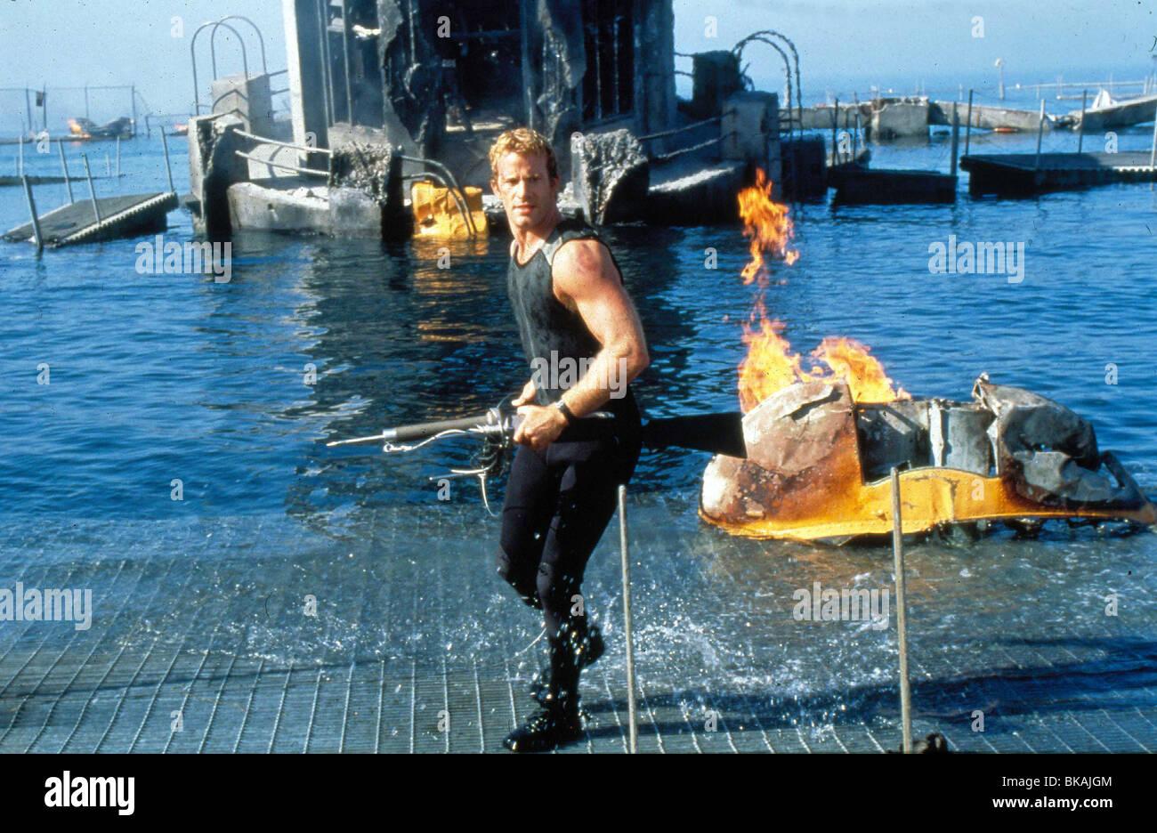 DEEP BLUE SEA -1999 THOMAS JANE - Stock Image