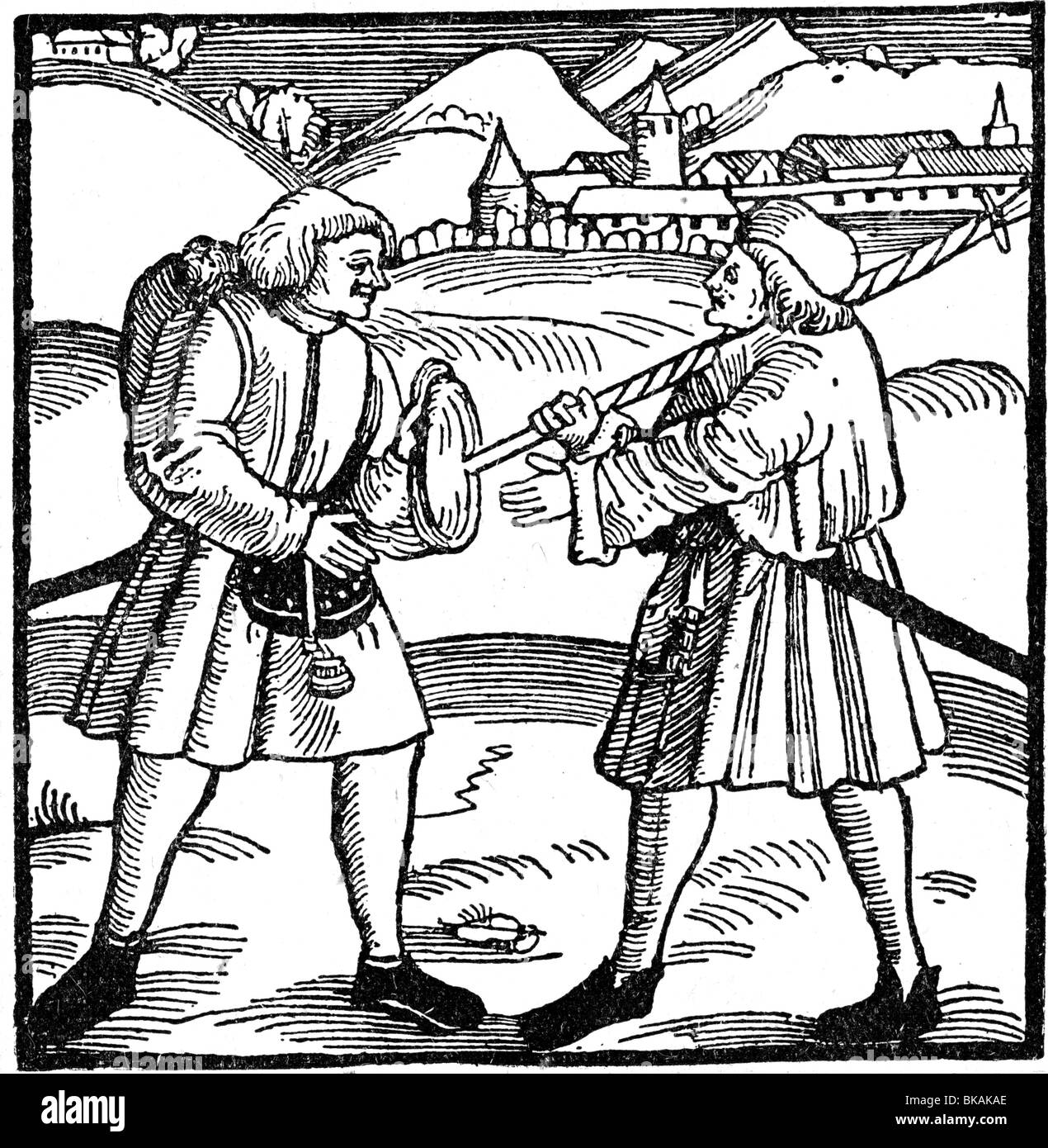 events, German Peasants' War 1524 - 1526, Additional-Rights-Clearances-NA
