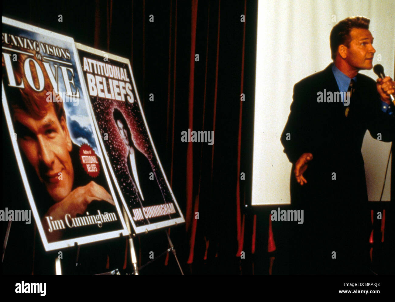 DONNIE DARKO PATRICK SWAYZE DNDK 009 Stock Photo: 29123760 ...