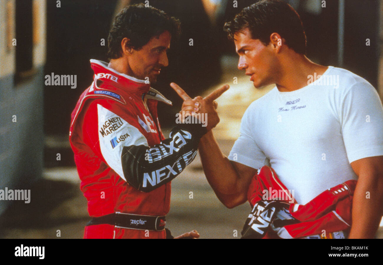 DRIVEN (2001) SYLVESTER STALLONE DRVN 003FOH - Stock Image