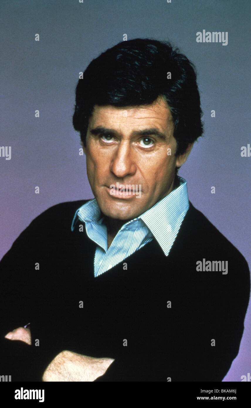 DYNASTY (TV) JAMES FARENTINO - Stock Image