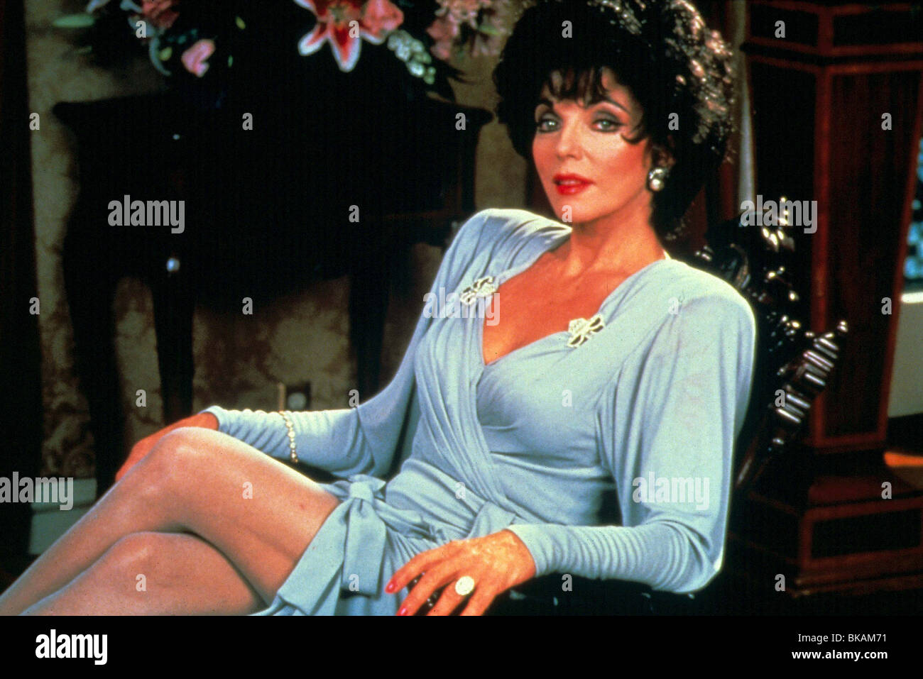 DYNASTY: THE REUNION (TVM) JOAN COLLINS DYTR 013 - Stock Image