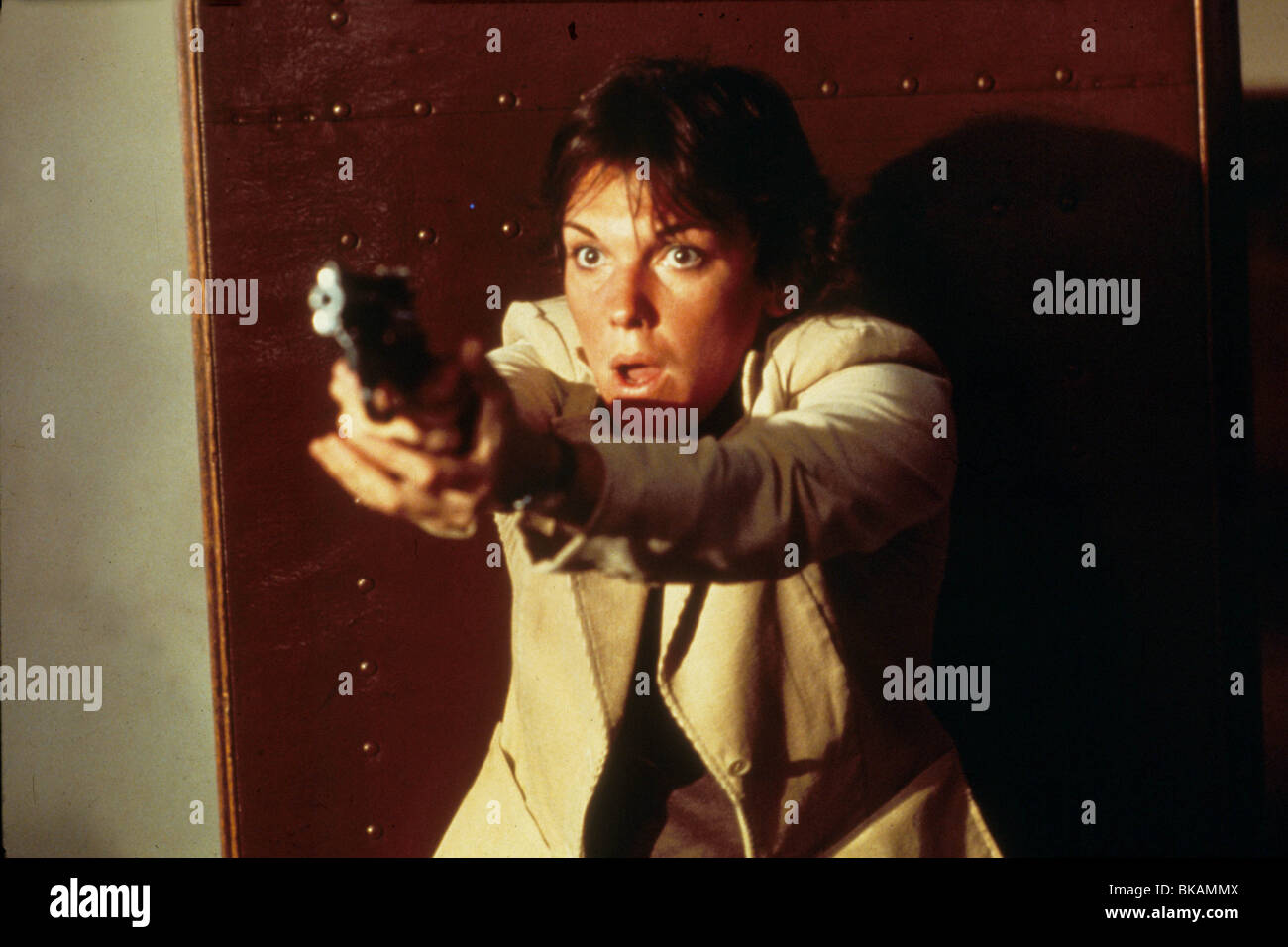 THE ENFORCER -1976 TYNE DALY - Stock Image