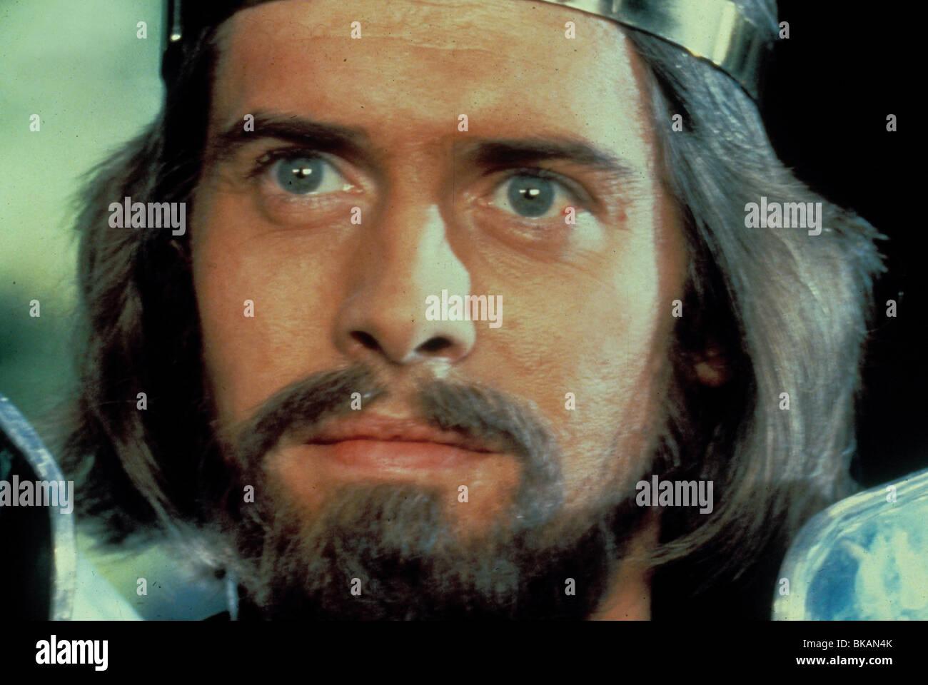 EXCALIBUR -1981 NIGEL TERRY - Stock Image