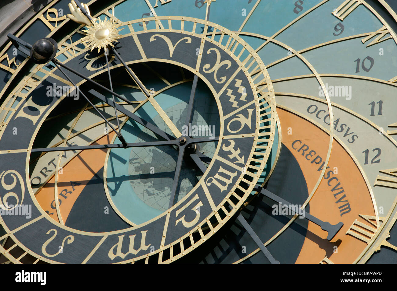Timepiece - Stock Image
