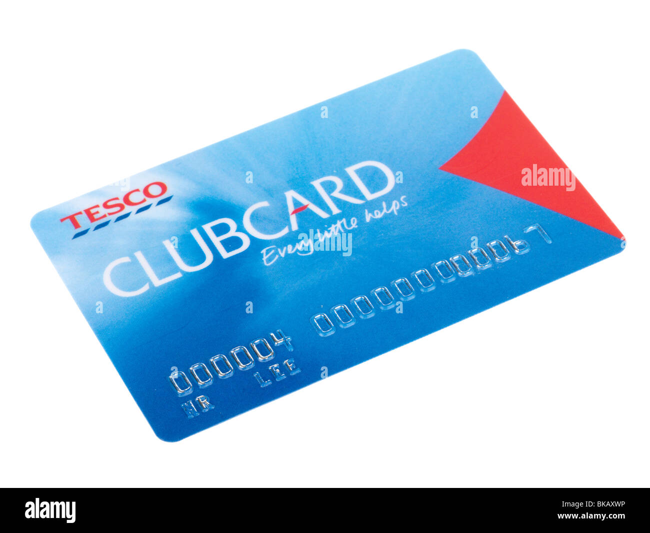 Tesco Card Stock Photos & Tesco Card Stock Images - Alamy