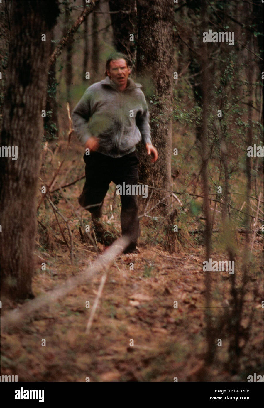 THE FUGITIVE (1993) HARRISON FORD FUG 100 - Stock Image