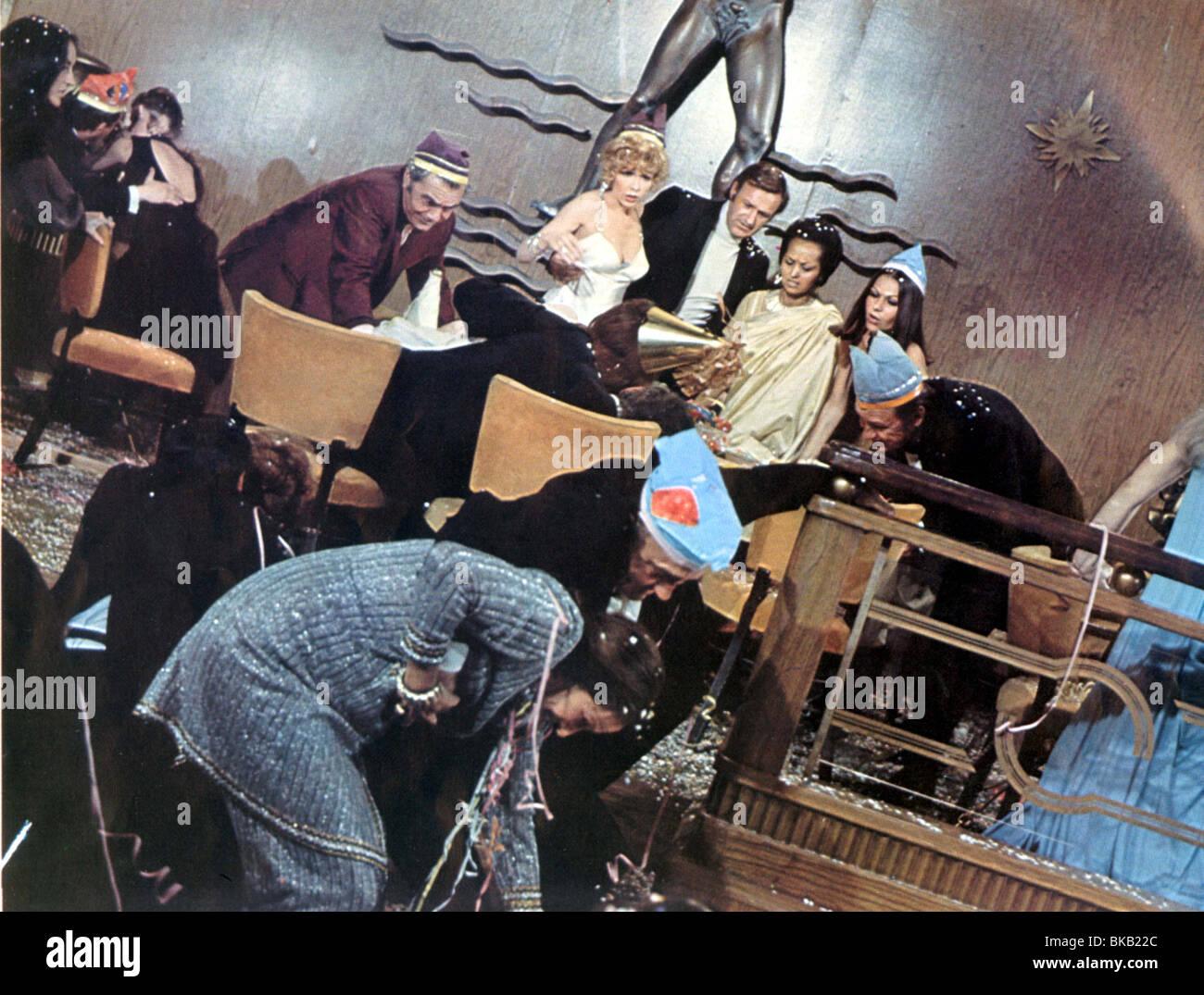 The Poseidon Adventure 1972 Ernest Borgnine Stella
