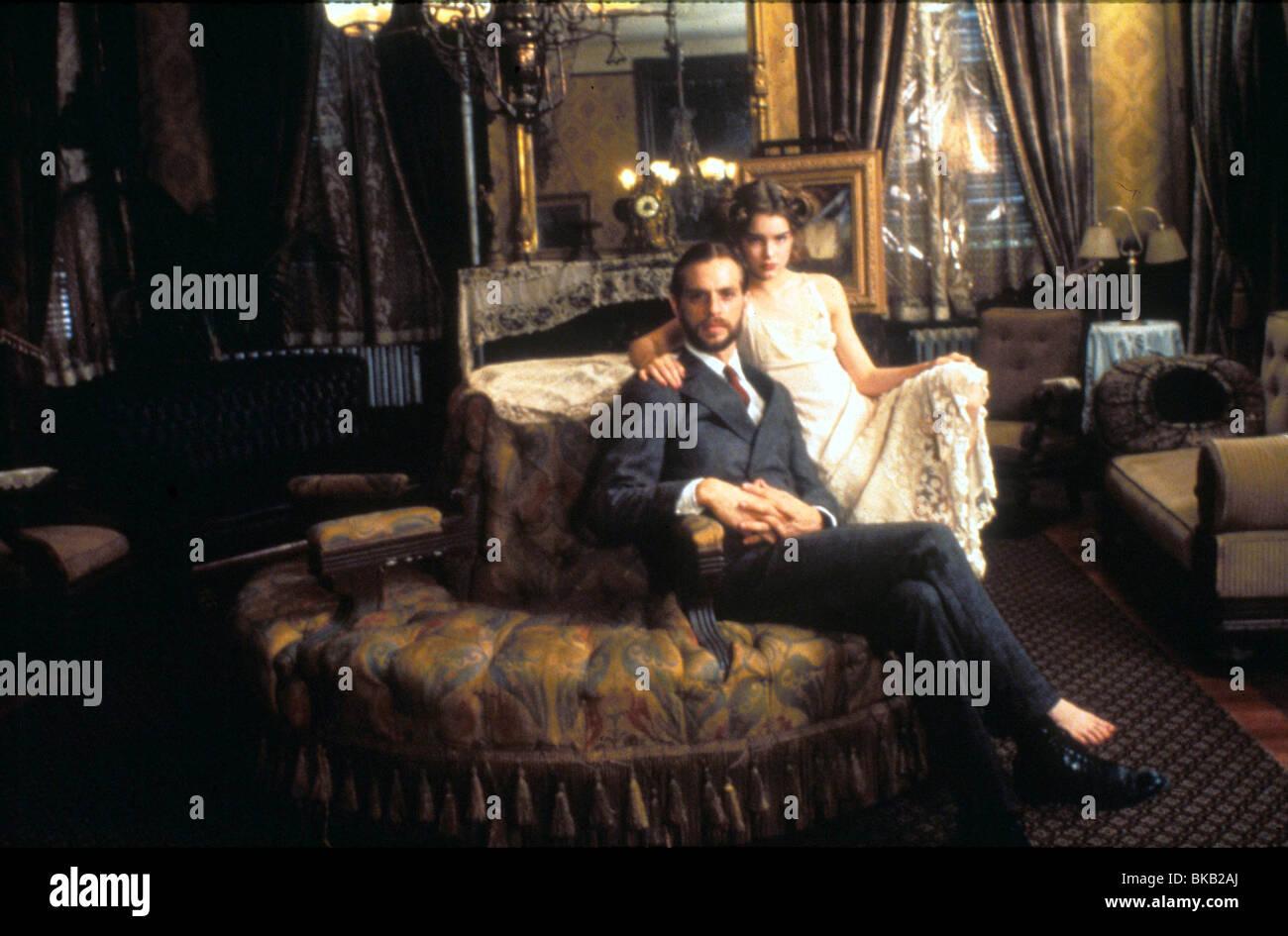 PRETTY BABY (1977) KEITH CARRADINE, BROOKE SHIELDS PPRB 010   Stock Image