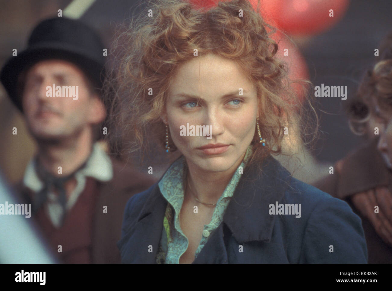 GANGS OF NEW YORK (2002) CAMERON DIAZ GONY 001 5 - Stock Image