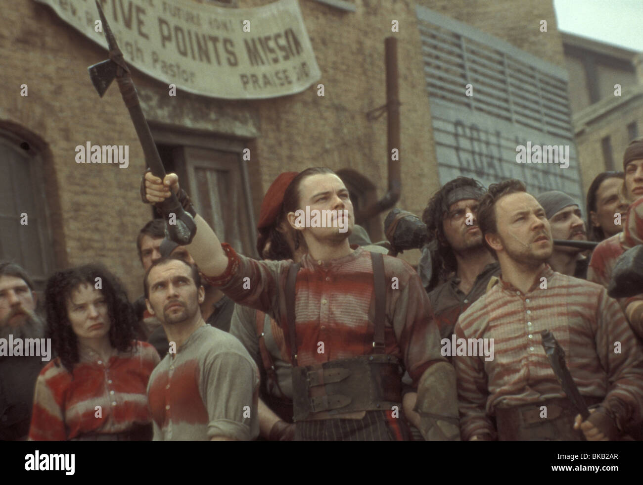 GANGS OF NEW YORK (2002) LEONARDO DICAPRIO GONY 001 7 - Stock Image