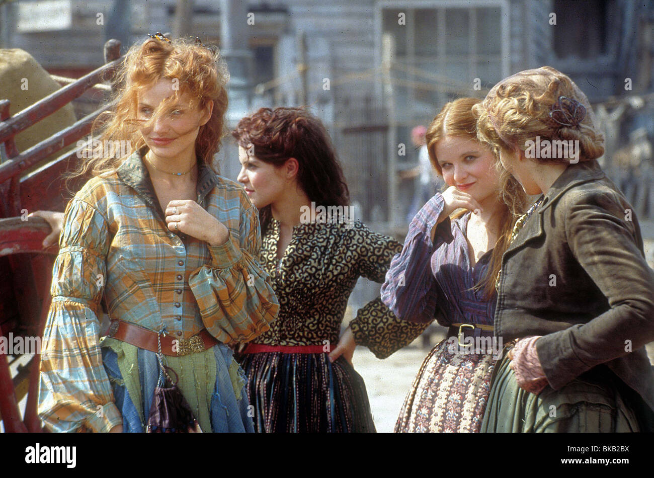 GANGS OF NEW YORK (2002) CAMERON DIAZ GONY 005 - Stock Image