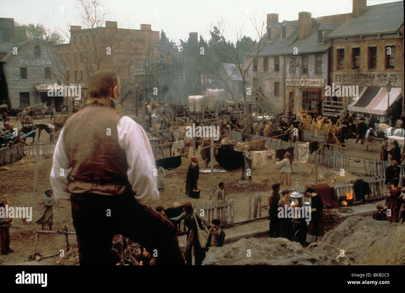 GANGS OF NEW YORK -2002 - Stock Image
