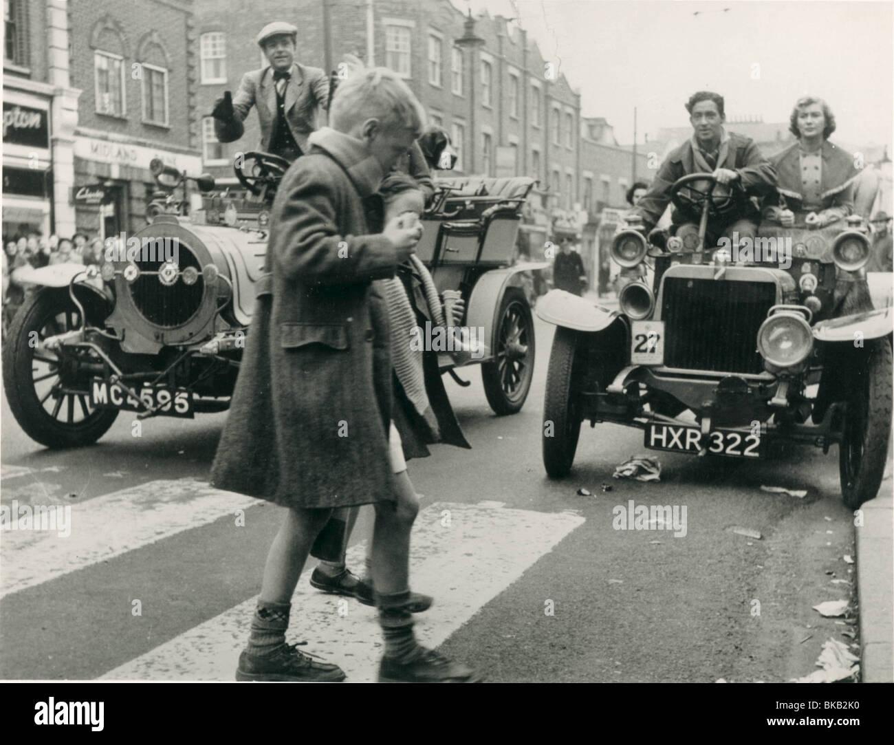 GENEVIEVE -1953 Stock Photo