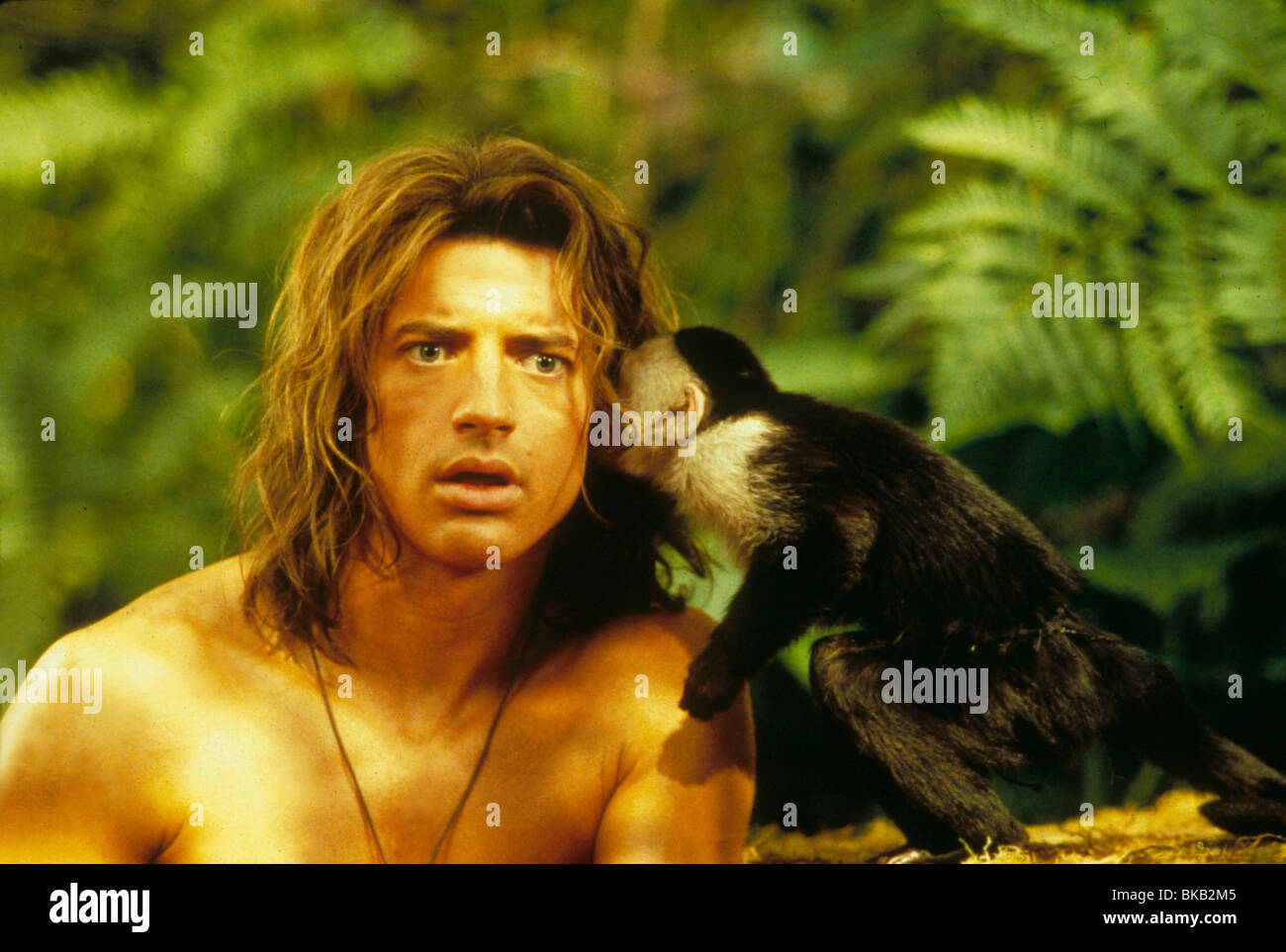 george of the jungle 1997 movie