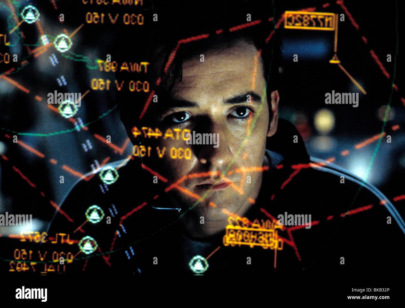 PUSHING TIN -1999 JOHN - Stock Image