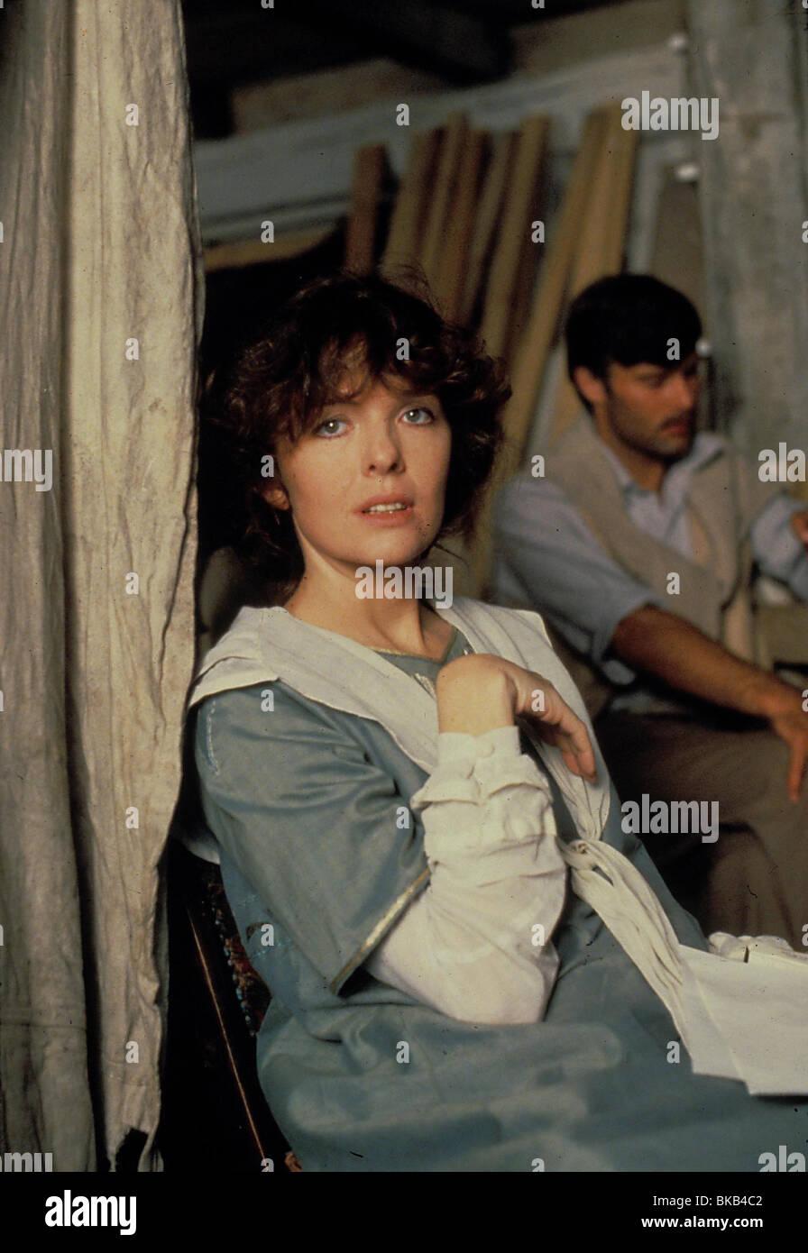 REDS -1981 DIANE KEATON - Stock Image