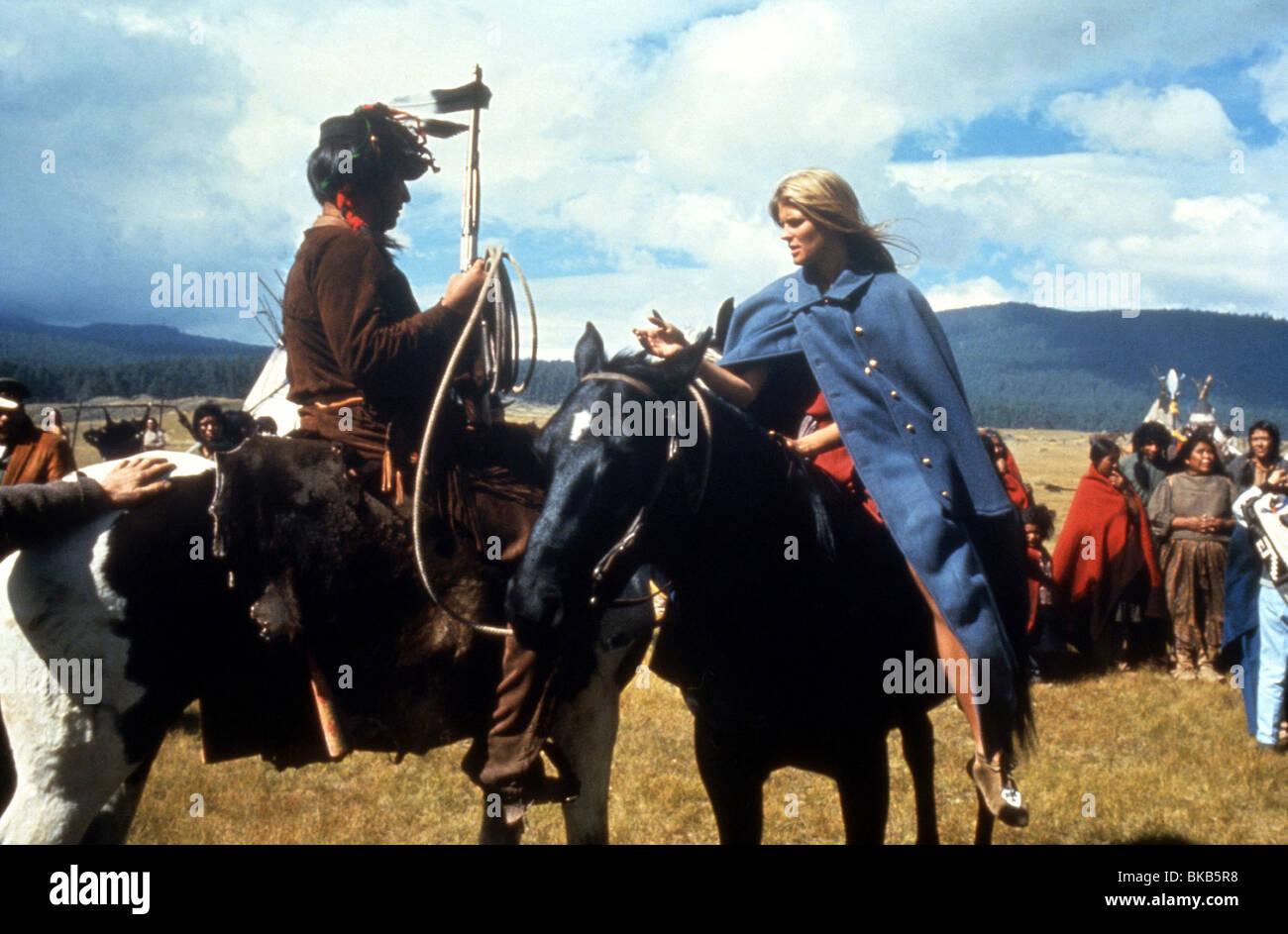 Soldier Blue Year : 1970 Director : Ralph Nelson Candice Bergen - Stock Image