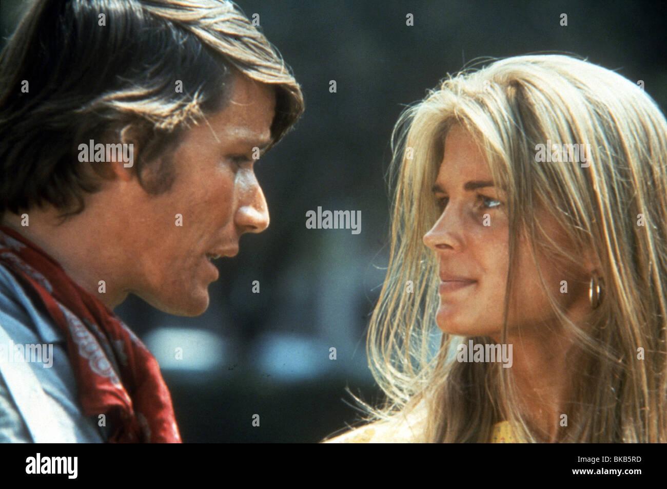 Soldier Blue Year : 1970 Director : Ralph Nelson Peter Strauss, Candice Bergen - Stock Image