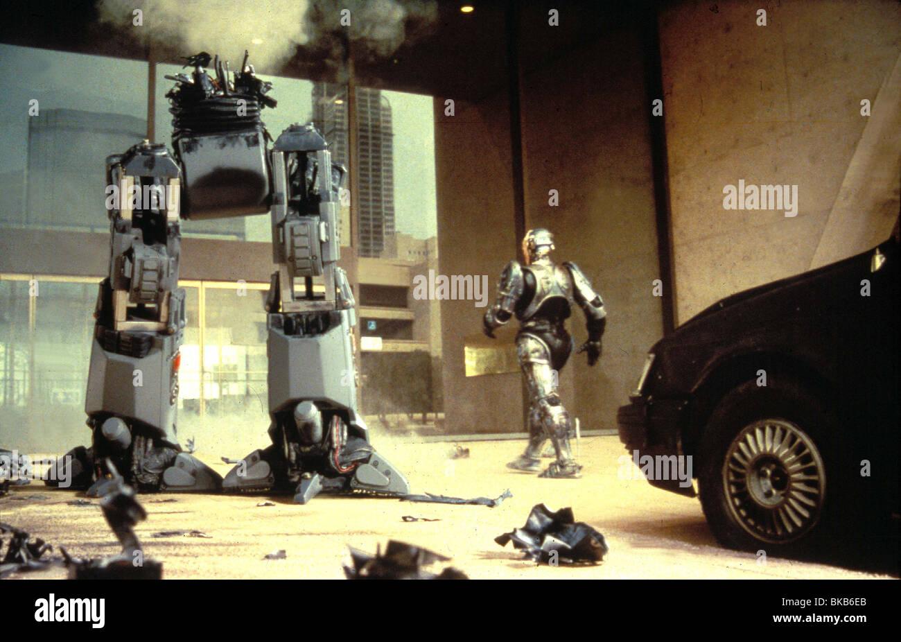 ROBOCOP -1987 - Stock Image
