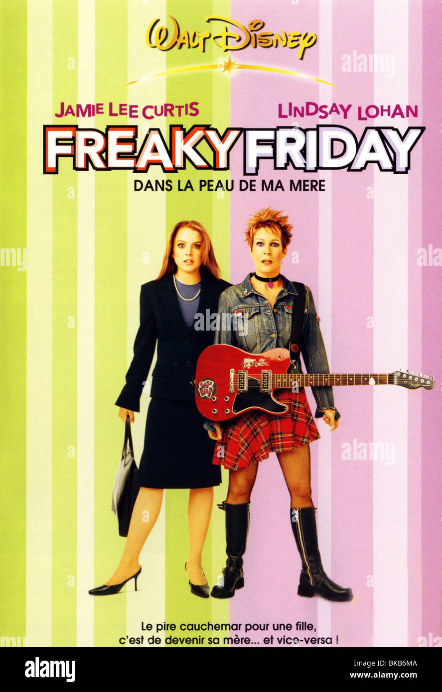 Freaky Friday Deutsch