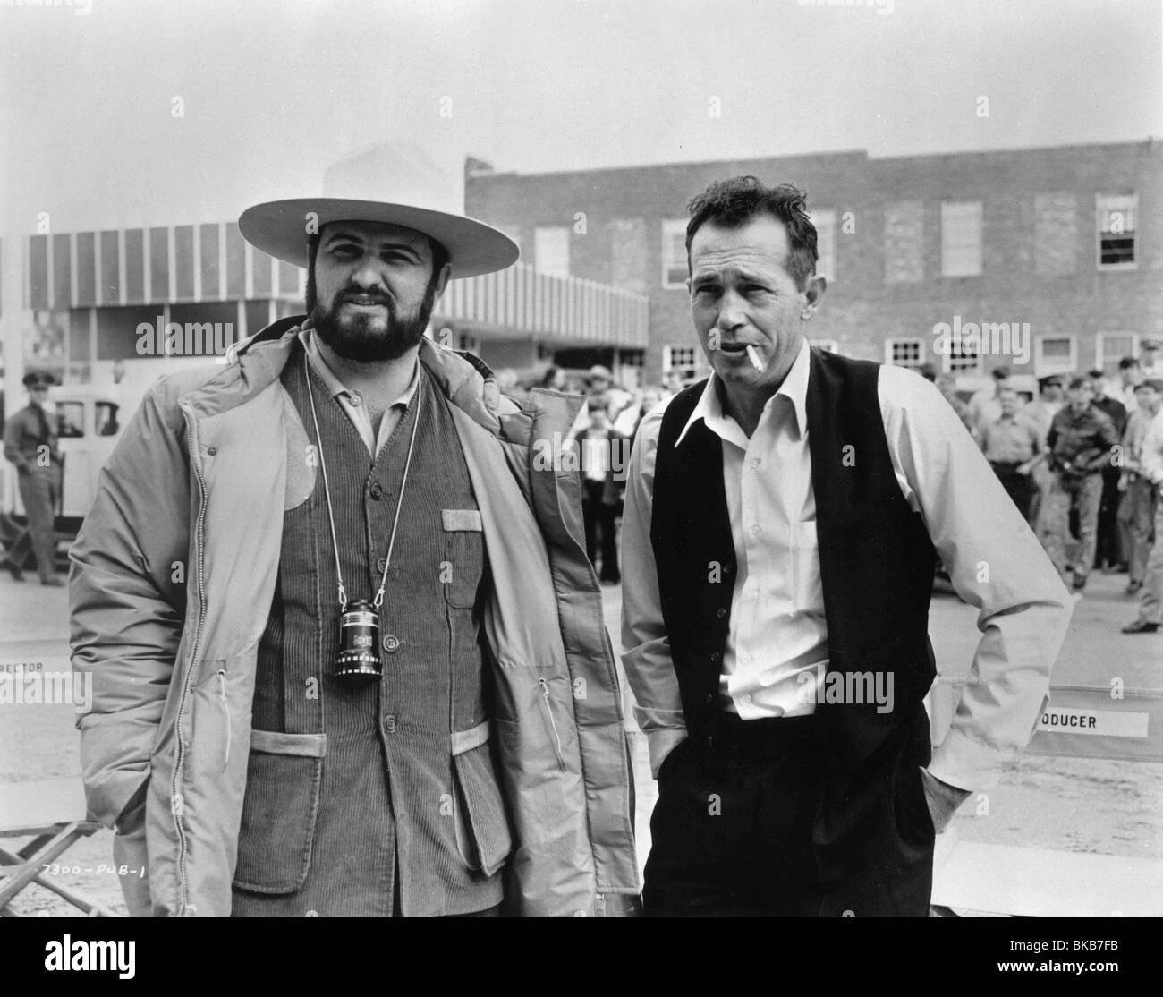 Dillinger  Year : 1973 Director :John Milius John Milius, Warren Oates Shooting picture - Stock Image