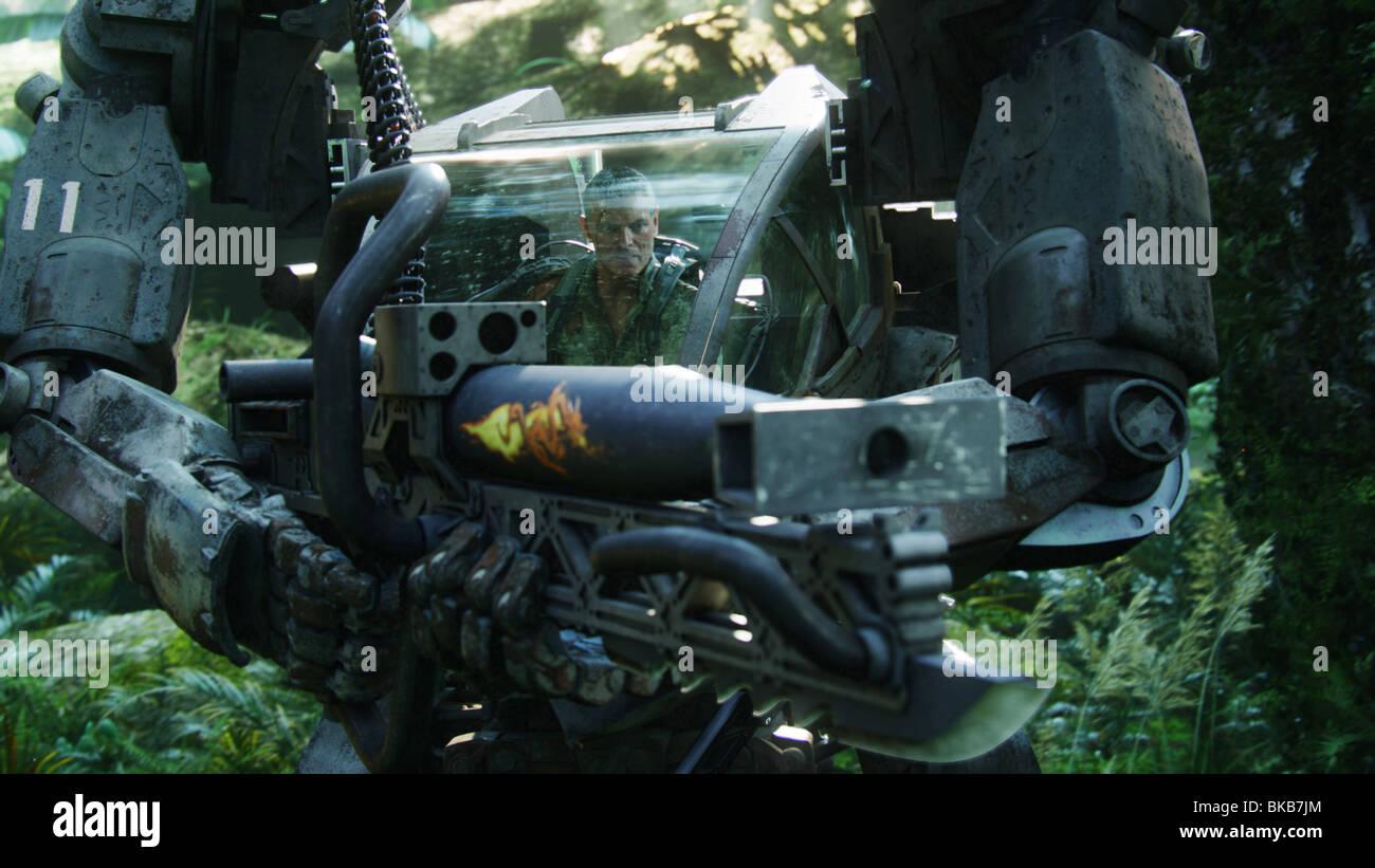 Avatar Year : 2009 Director : James Cameron Stephen Lang - Stock Image