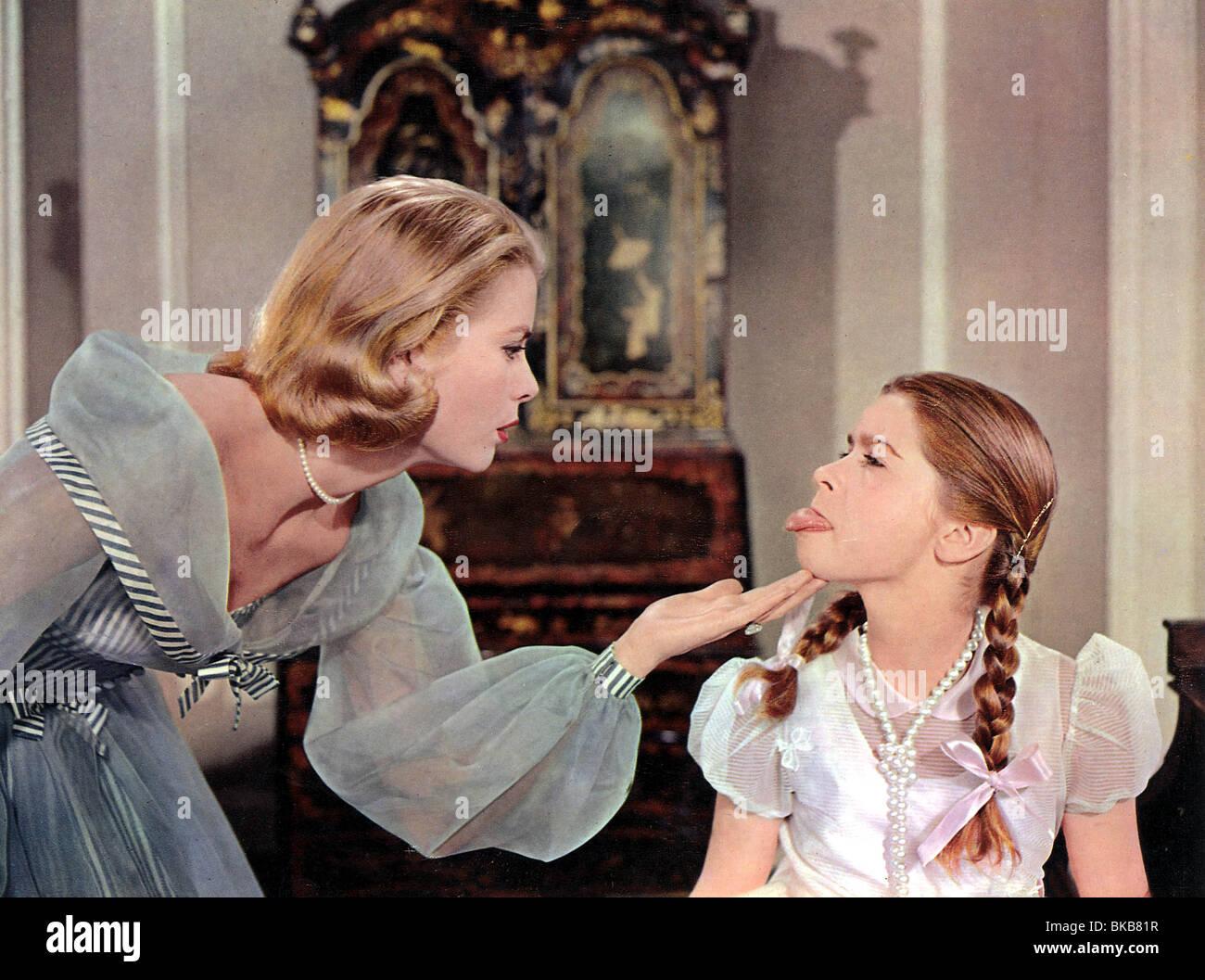 HIGH SOCIETY (1956) GRACE KELLY HGSY 002FOH - Stock Image