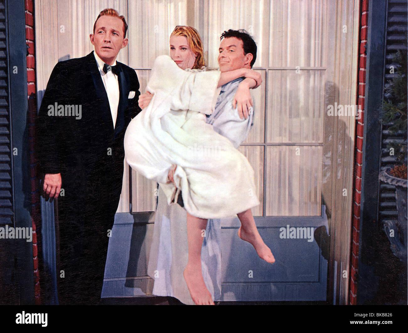 High Society 1956 Bing Crosby Grace Kelly Frank Sinatra Hgsy Stock Photo Alamy High Society