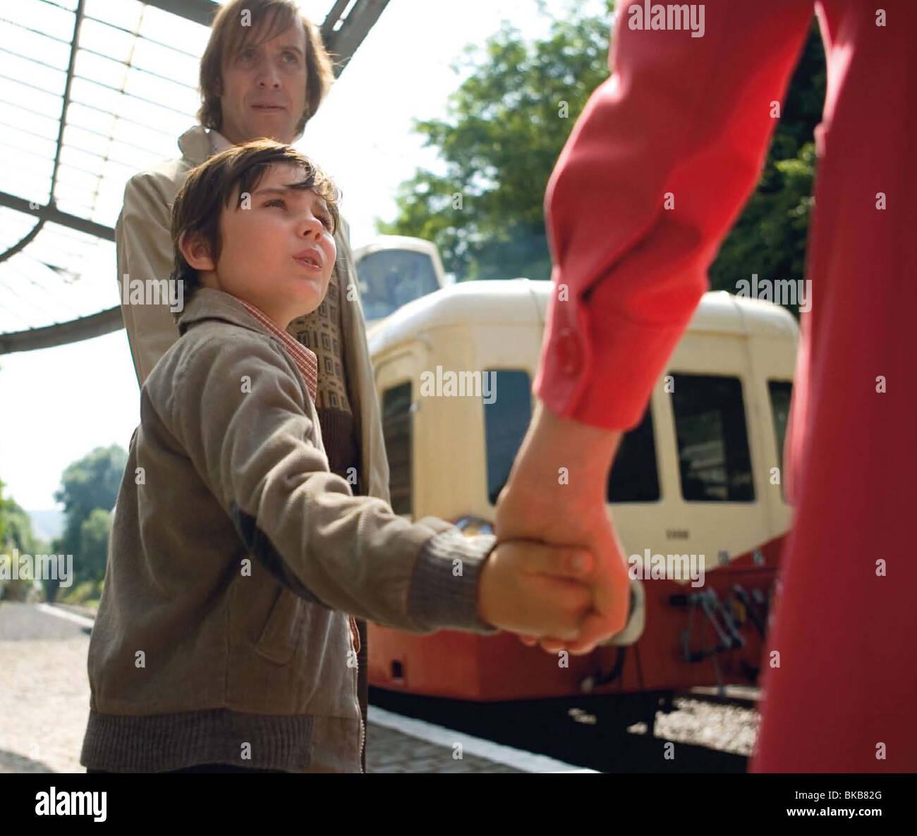 Mr. Nobody Year : 2009 Director : Jaco van Dormael Rhys Ifans, Thomas Byrne - Stock Image