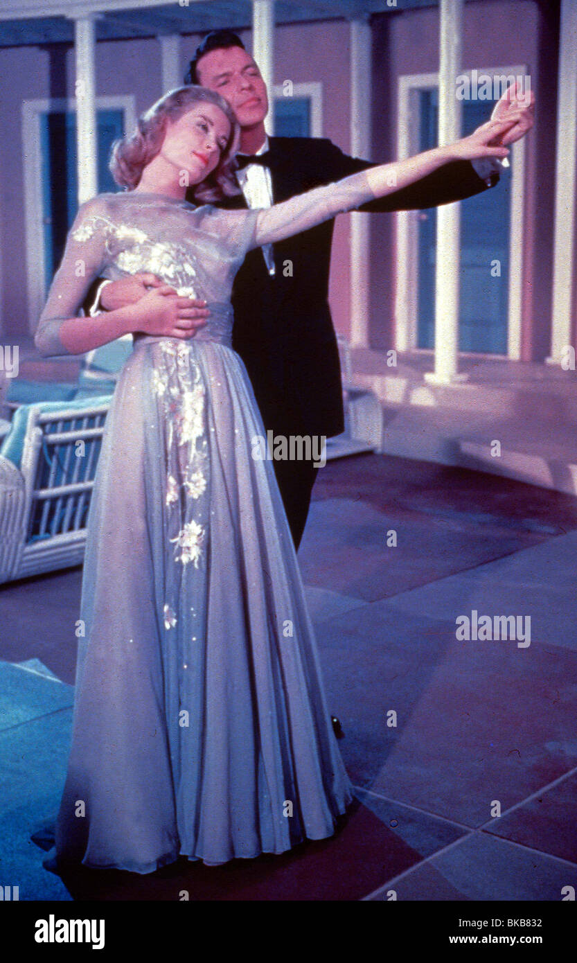 HIGH SOCIETY (1956) GRACE KELLY, FRANK SINATRA HGSY 023 - Stock Image