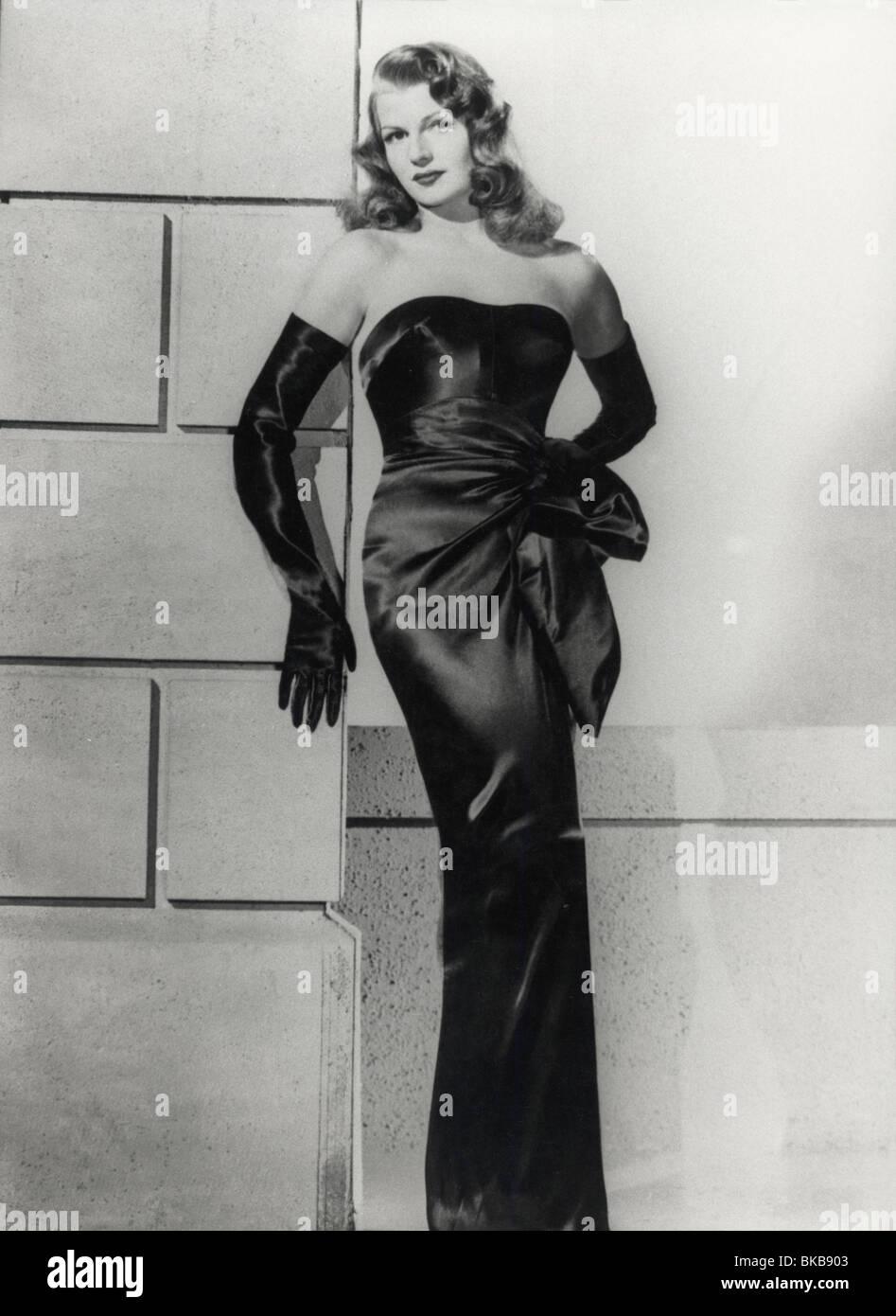 Gilda Year: 1946 Rita Hayworth  Director: Charles Vidor - Stock Image