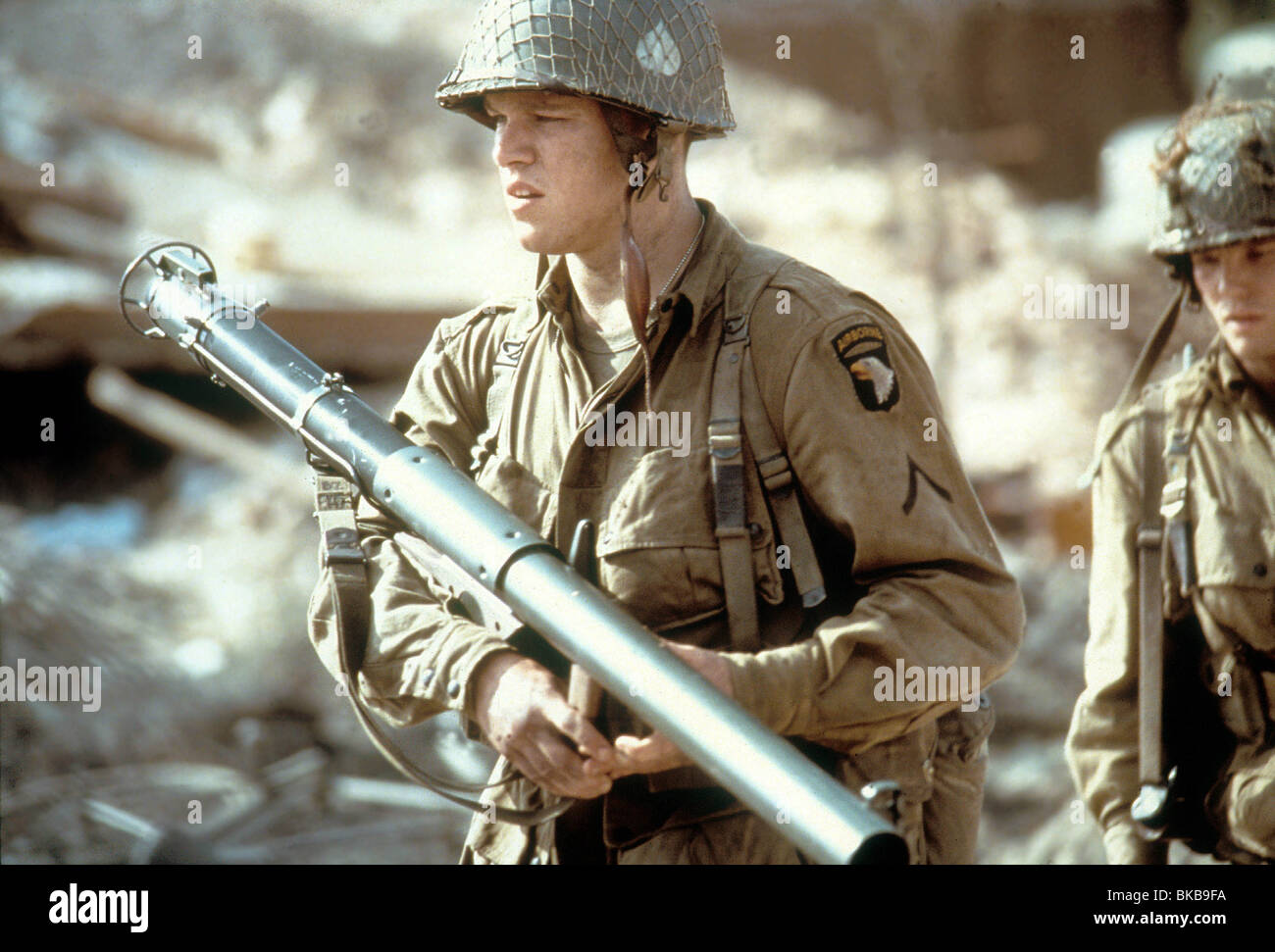 SAVING PRIVATE RYAN (1998) MATT DAMON SAPR 120 - Stock Image