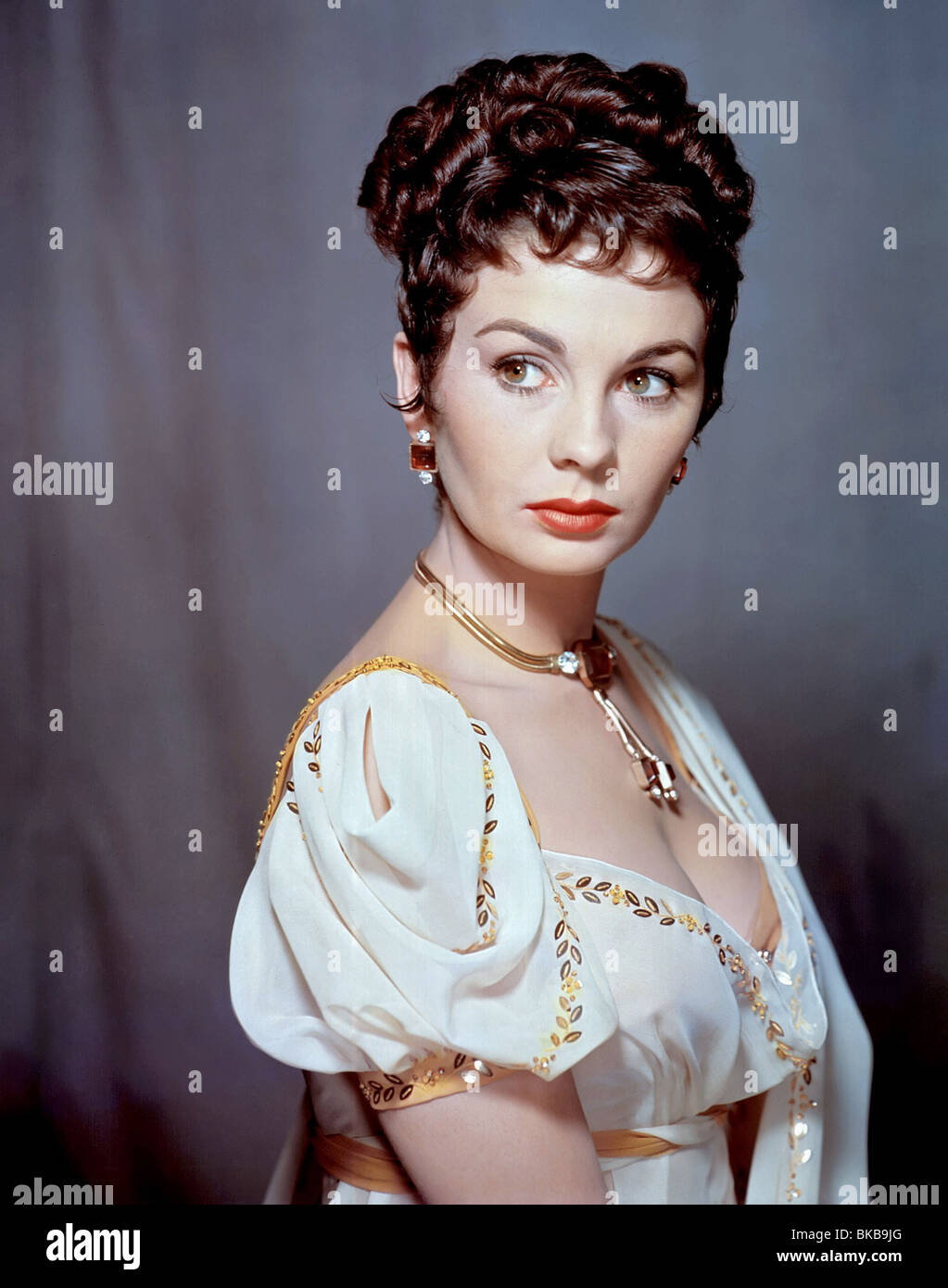 Desirée  Year : 1954 Director : Henry Koster Jean Simmons - Stock Image