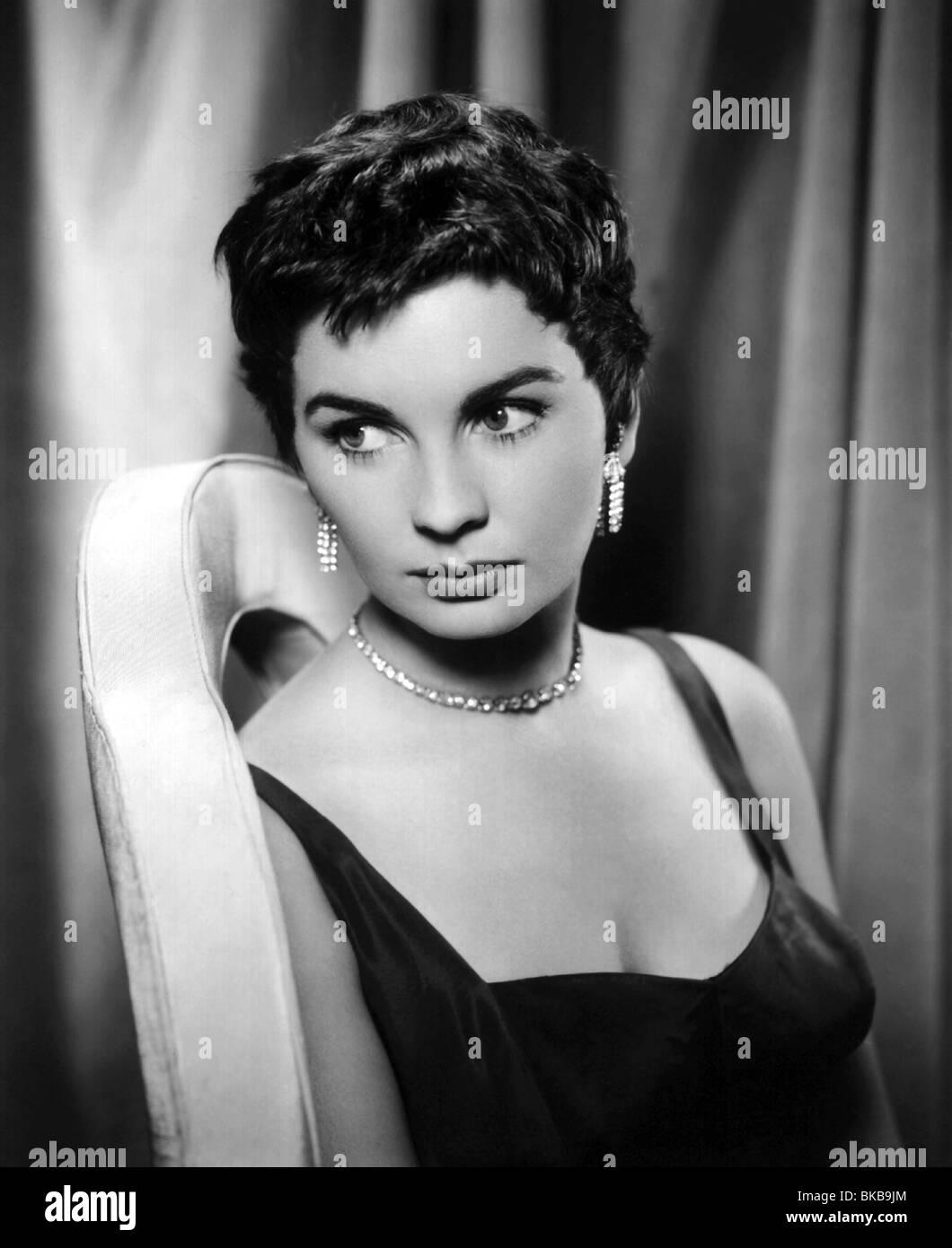 Jean Simmons Circa 1950 - Stock Image
