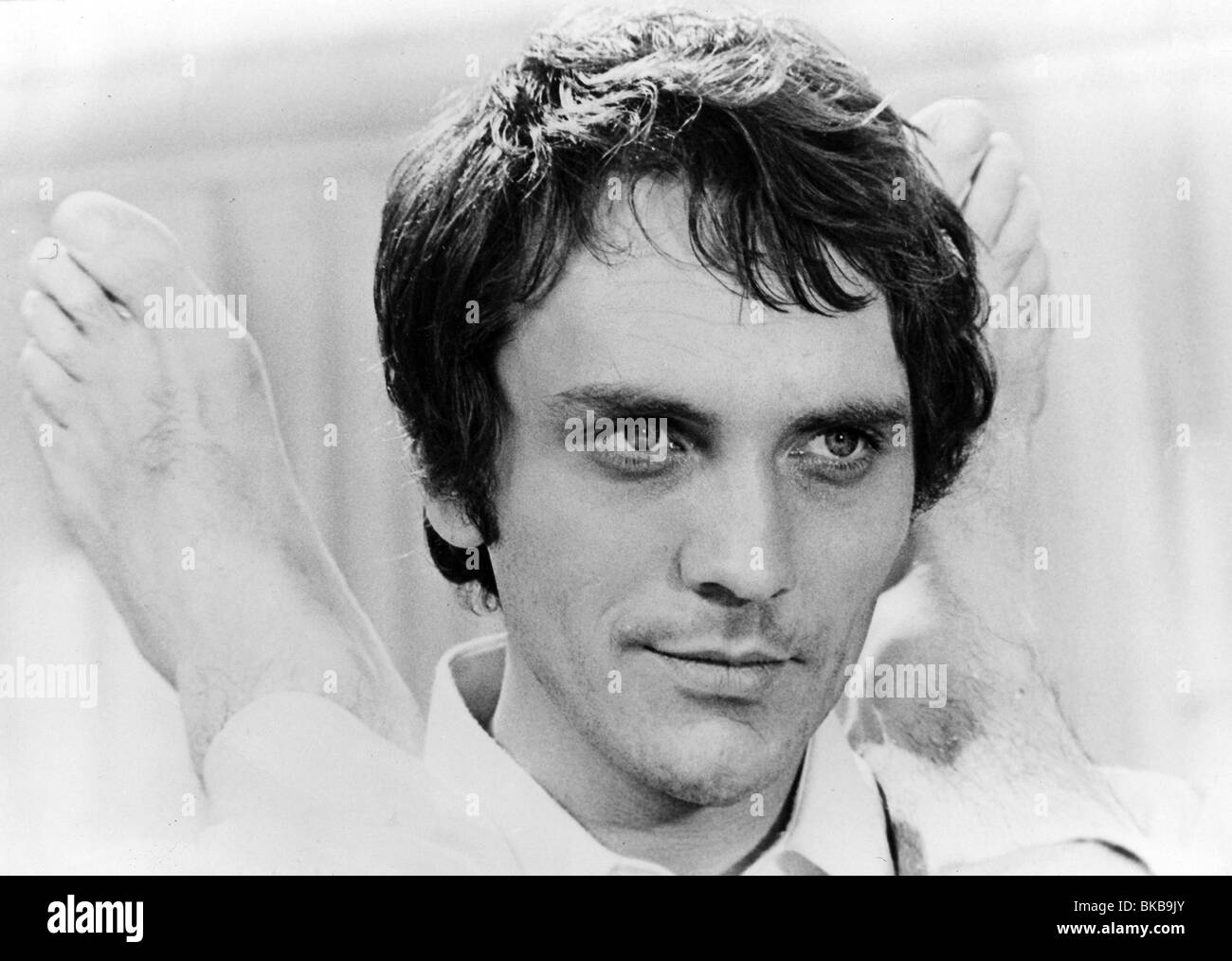 Teorema Year : 1968 Director : Pier Paolo Pasolini  Terence Stamp - Stock Image