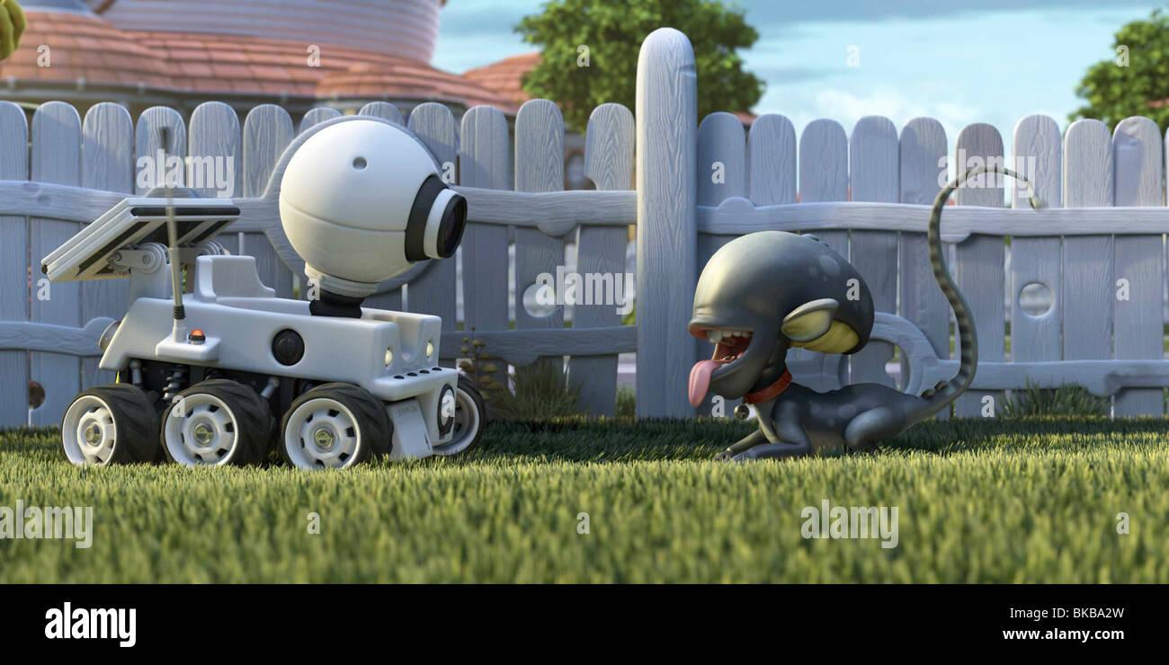 Planet 51 Year : 2009 Director : Jorge Blanco Animation - Stock Image