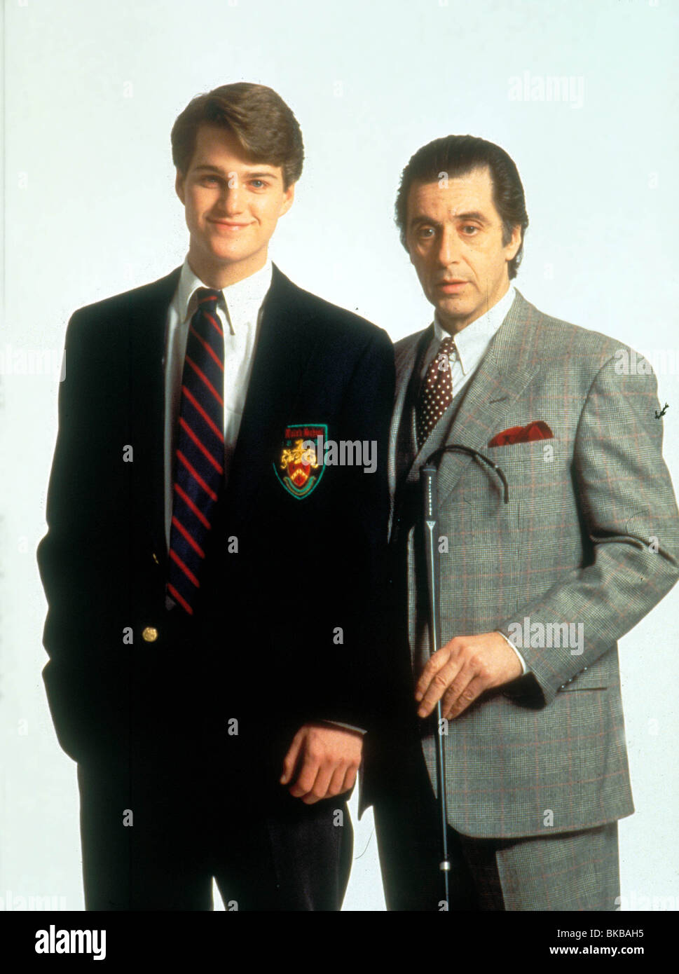 Scent Of A Woman 1992 Chris O Donnell Al Pacino Scw 007 Stock Photo Alamy