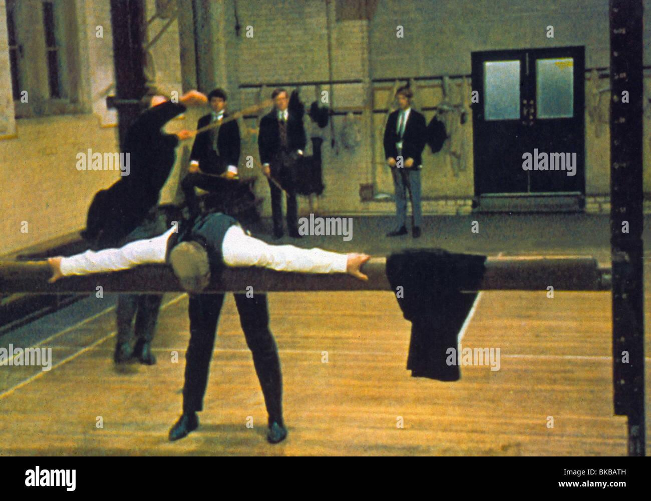 IF (1968) MALCOLM McDOWELL, HUGH THOMAS IF 015 - Stock Image