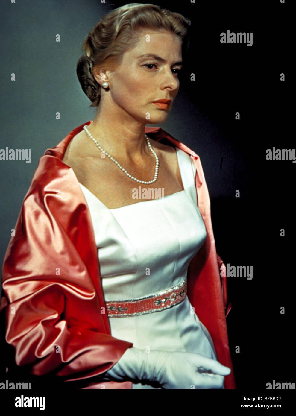 INDISCREET (1958) INGRID BERGMAN IDST 001OS - Stock Image