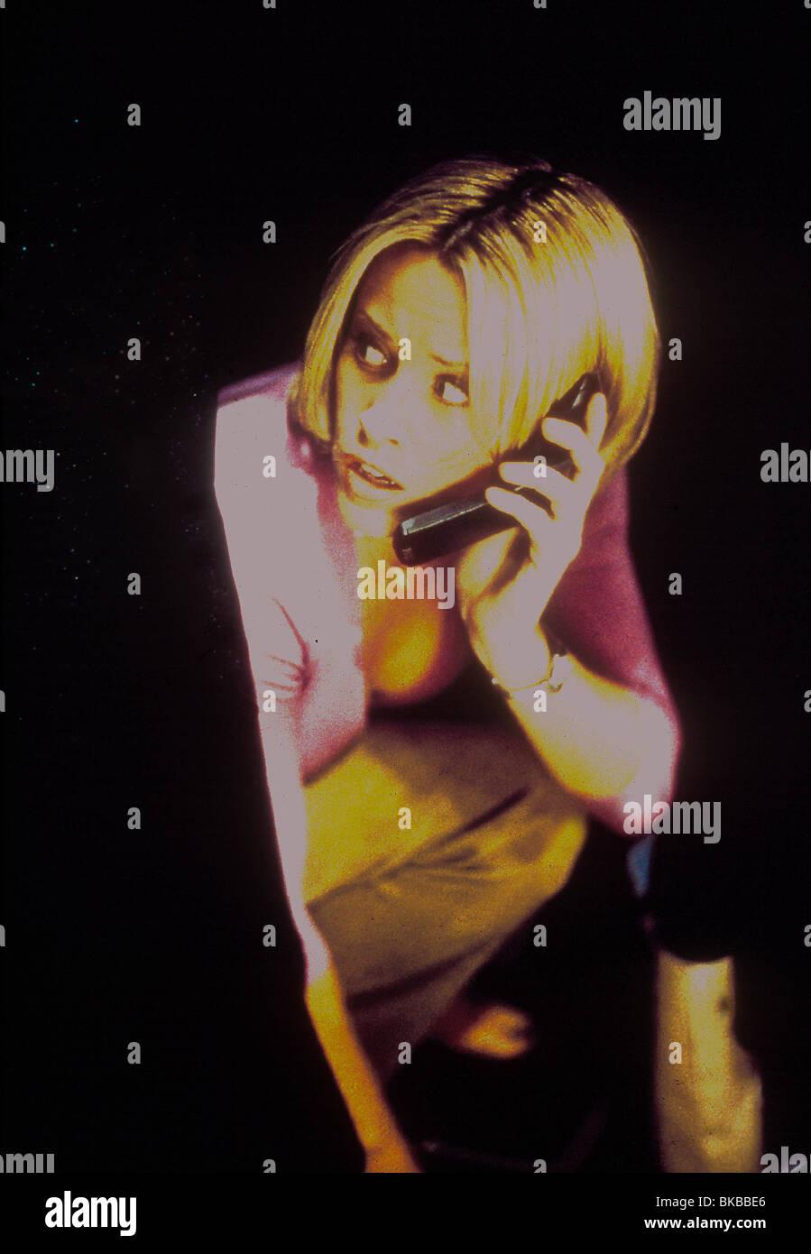 SCREAM 3 -2000 JENNY MCCARTHY - Stock Image