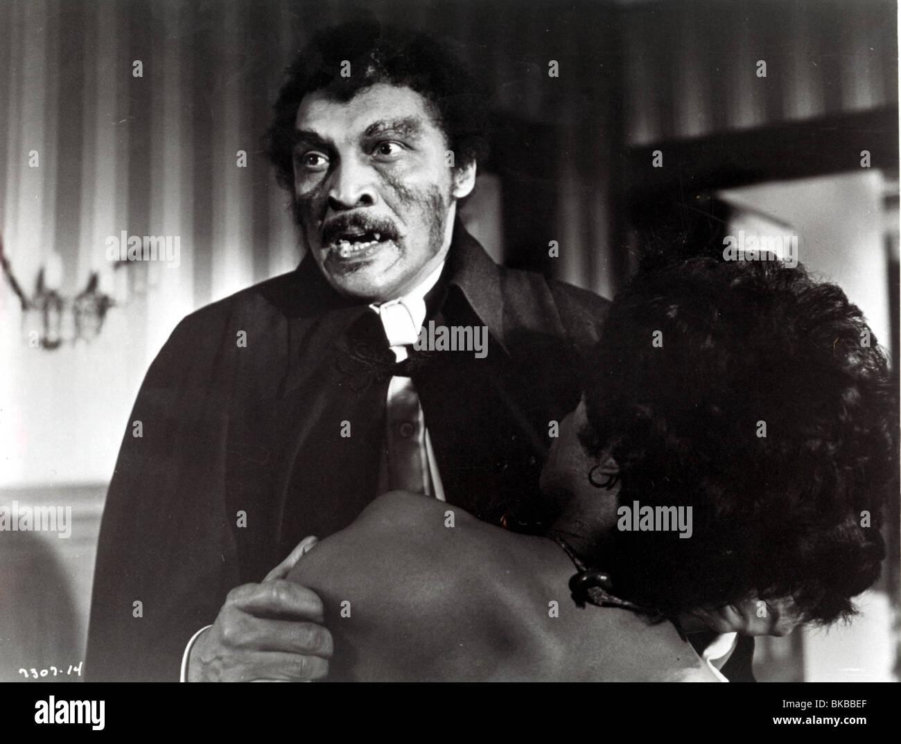 SCREAM, BLACULA, SCREAM (1973) WILLIAM MARSHALL SBS 001P - Stock Image